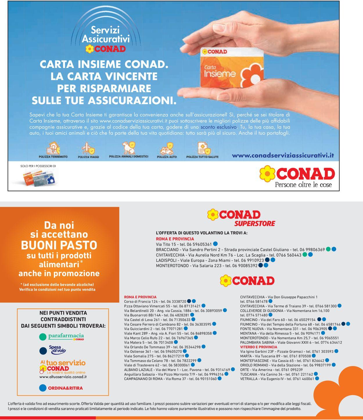 Volantino Conad - Offerte 21/07-27/07/2021 (Pagina 11)