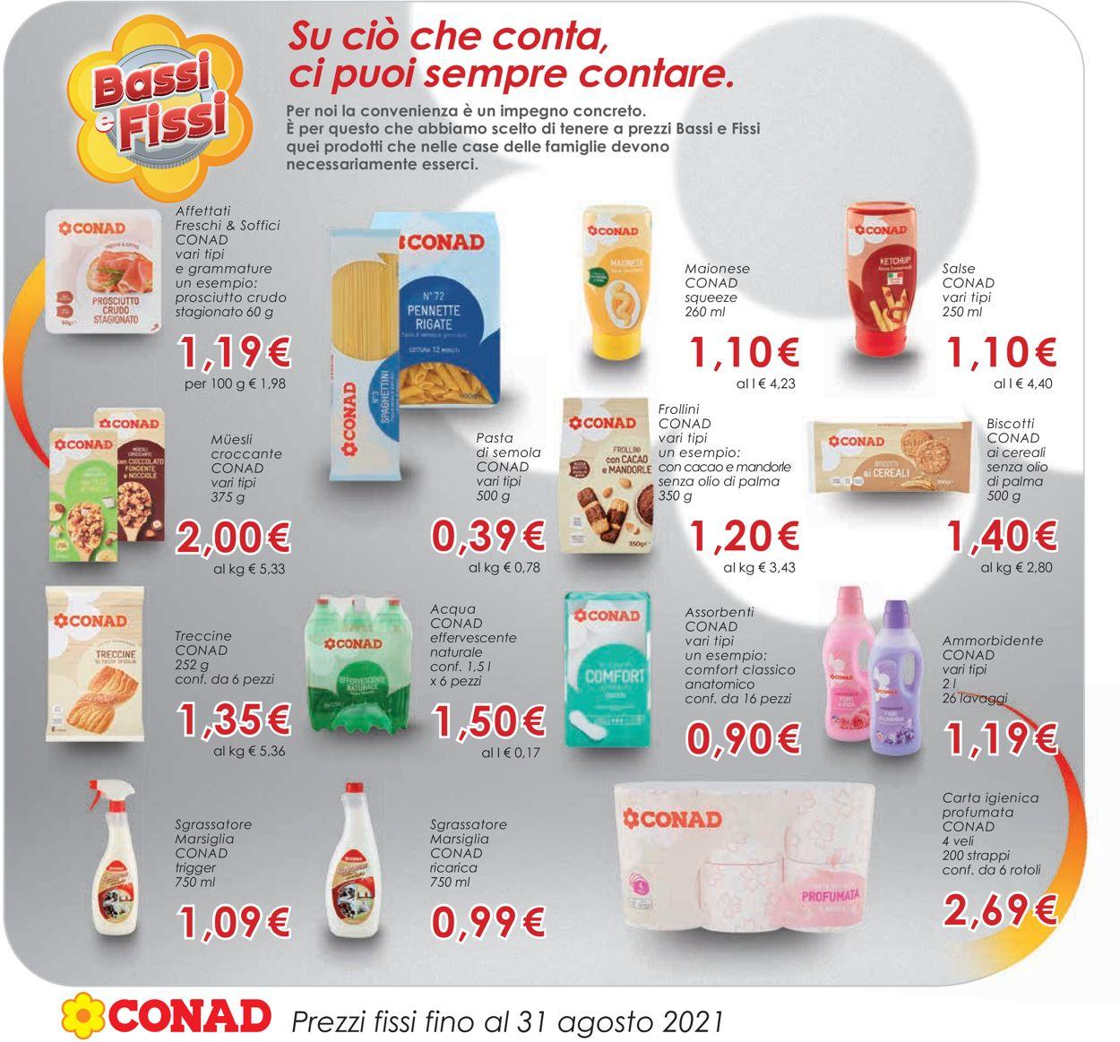 Volantino Conad - Offerte 28/07-08/08/2021 (Pagina 7)