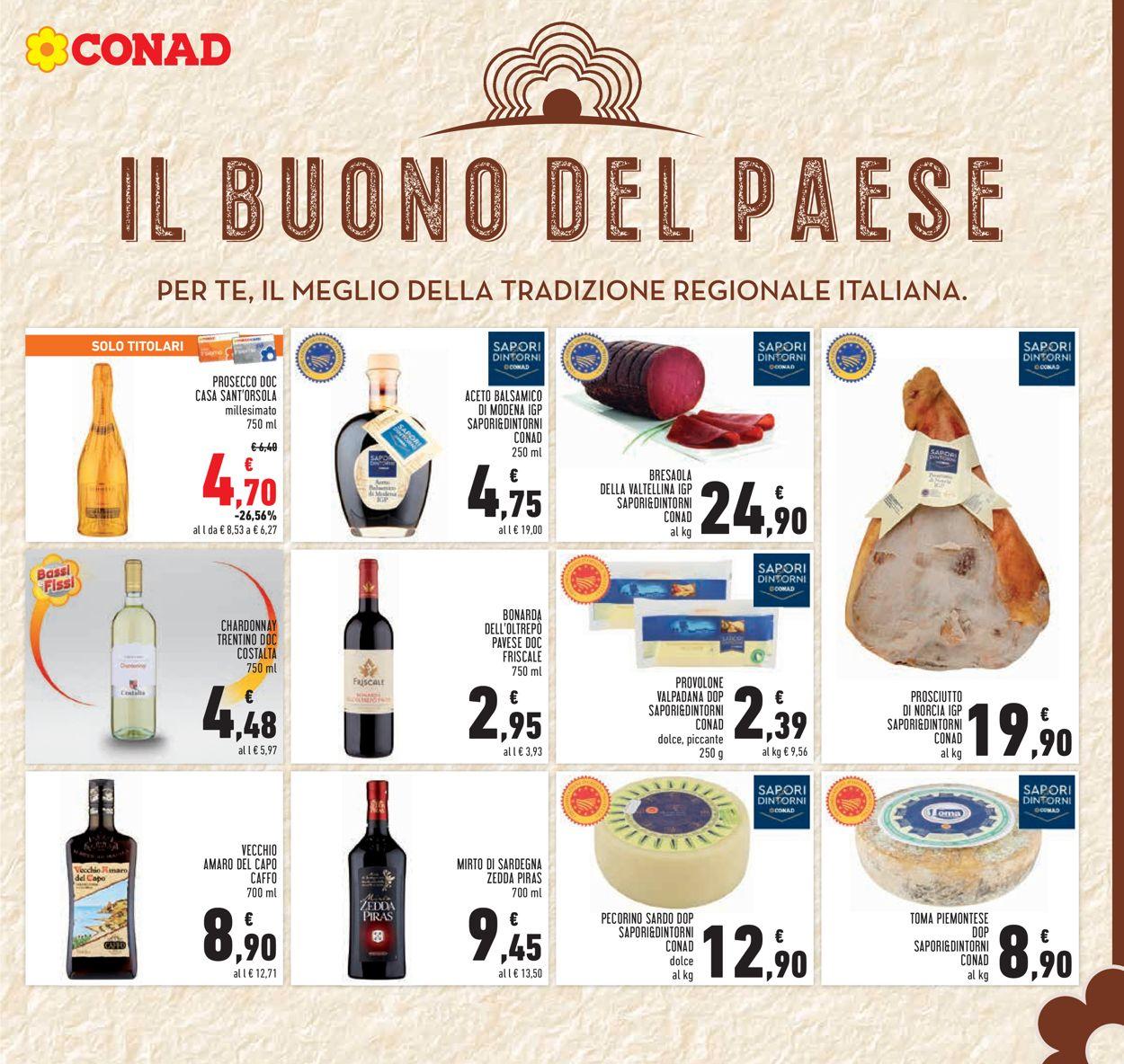 Volantino Conad - Offerte 28/07-08/08/2021 (Pagina 15)