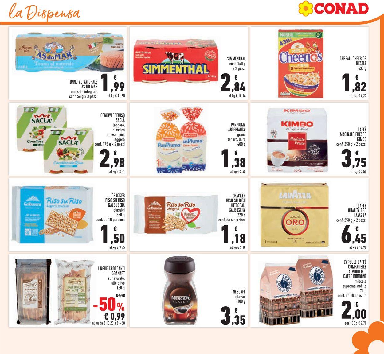 Volantino Conad - Offerte 28/07-08/08/2021 (Pagina 19)