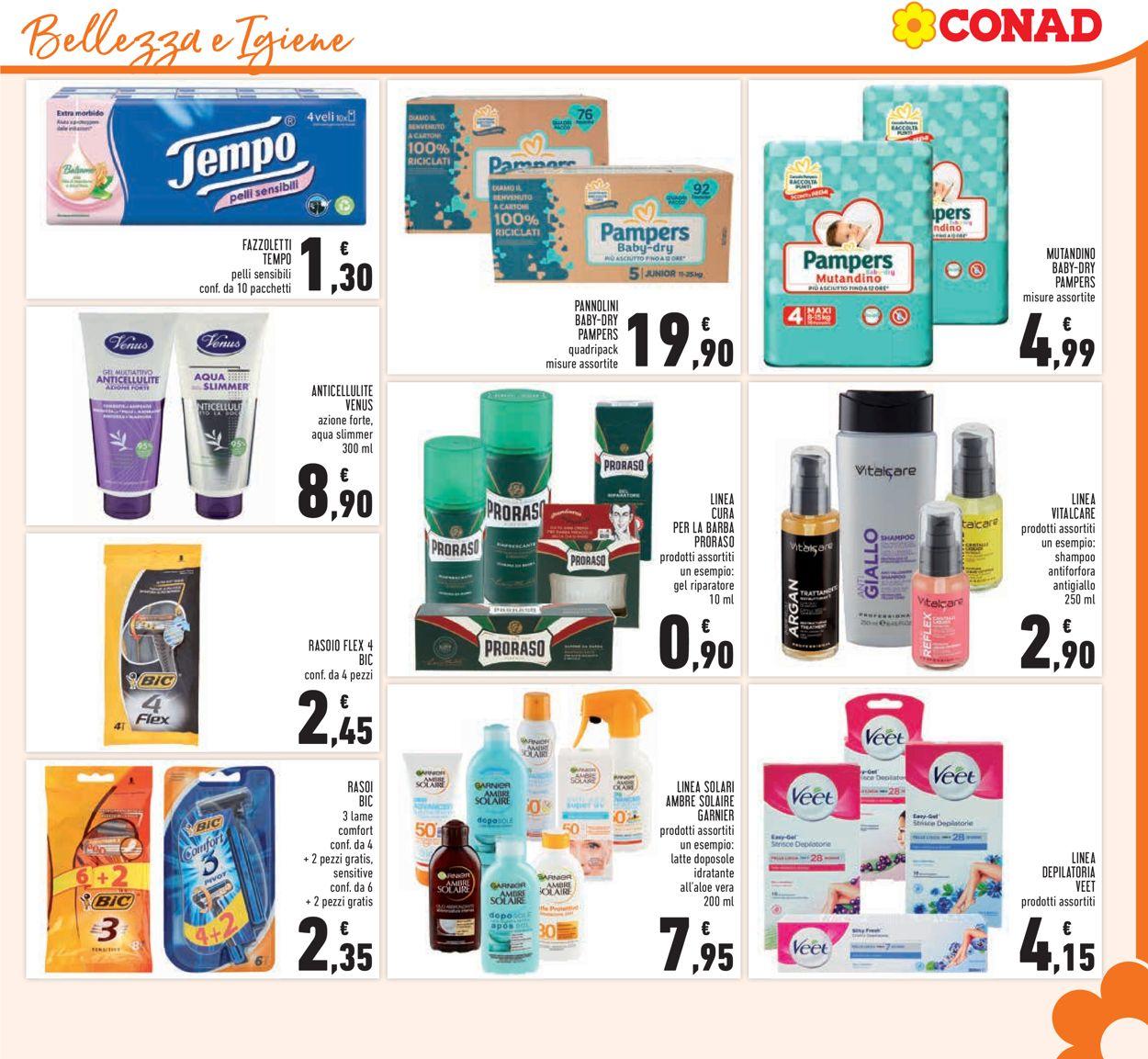 Volantino Conad - Offerte 28/07-08/08/2021 (Pagina 23)