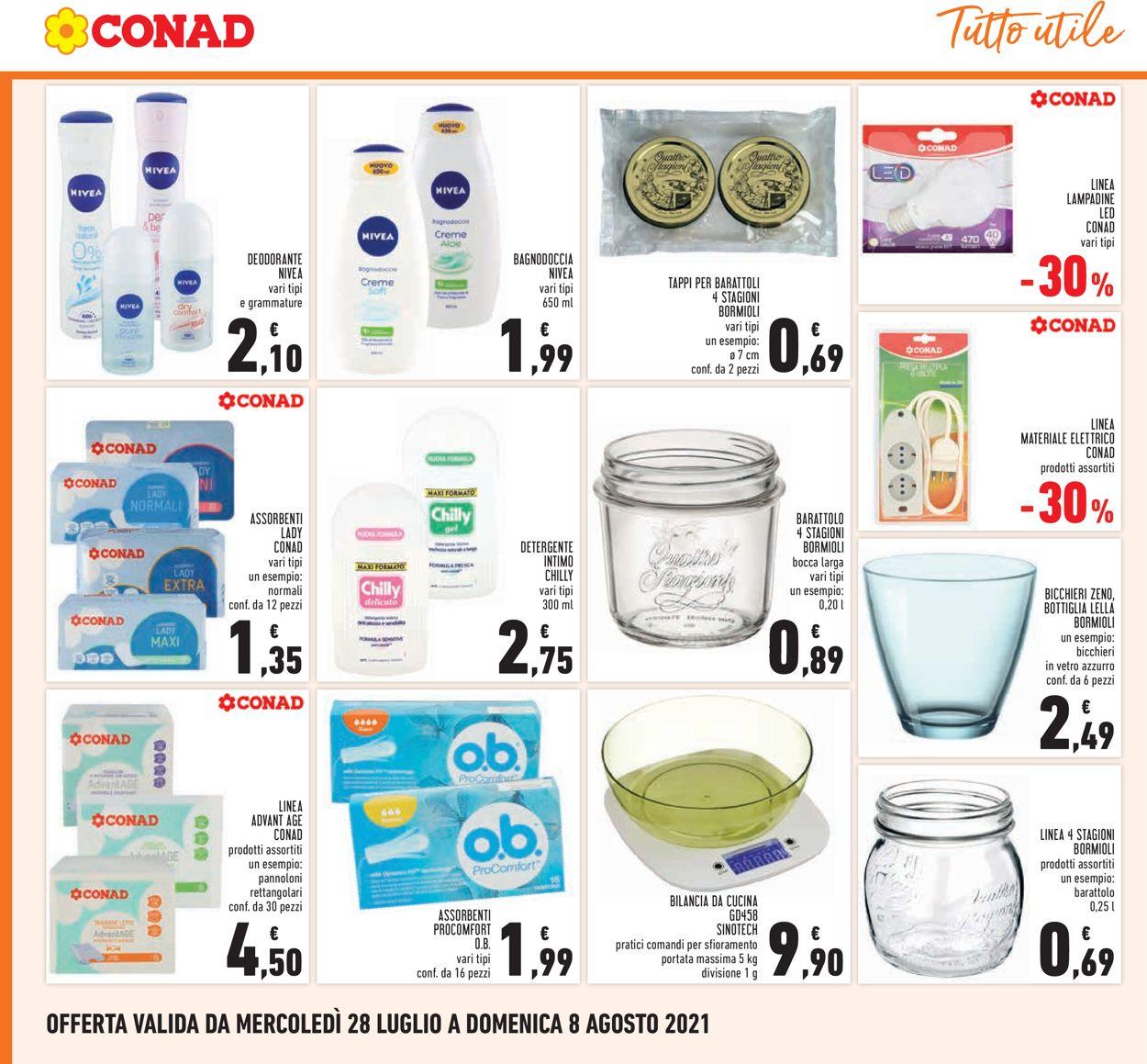 Volantino Conad - Offerte 28/07-08/08/2021 (Pagina 24)