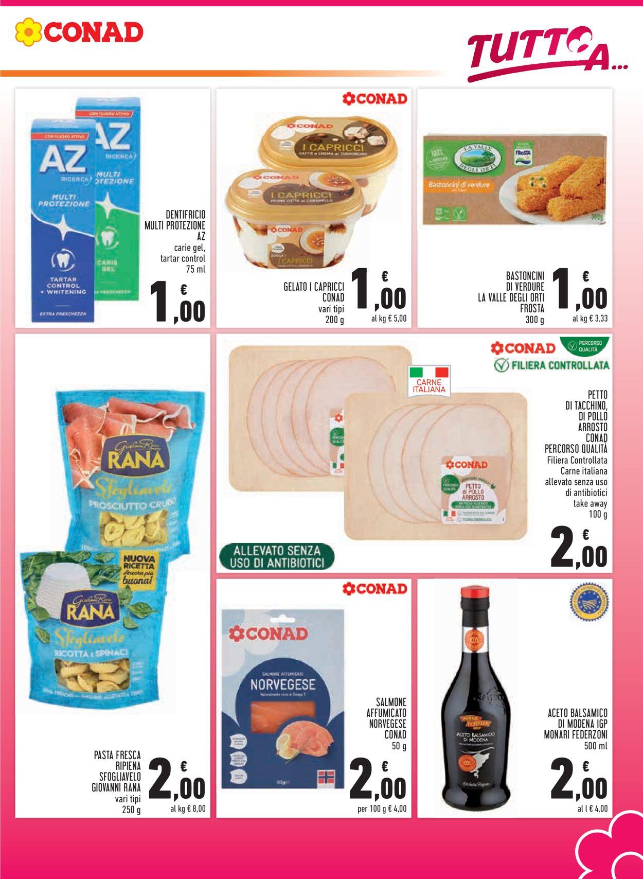 Volantino Conad - Offerte 28/07-08/08/2021 (Pagina 3)
