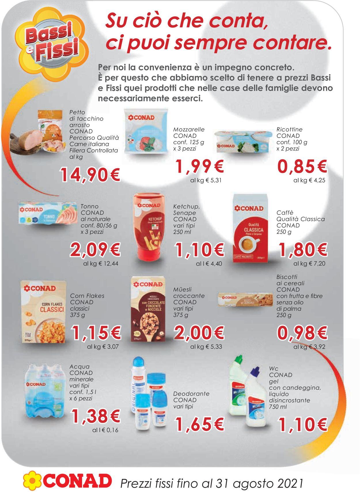 Volantino Conad - Offerte 28/07-08/08/2021 (Pagina 17)