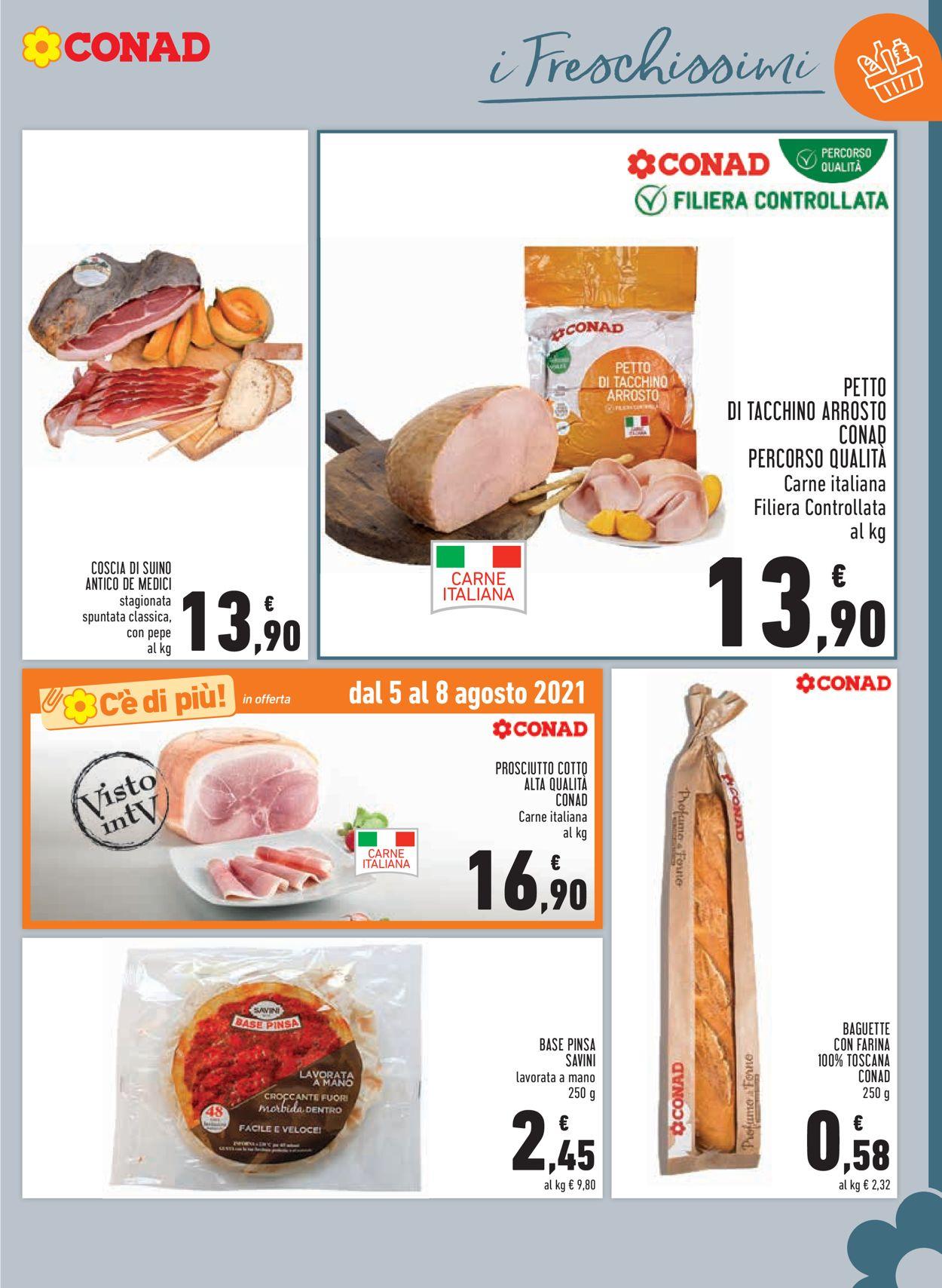 Volantino Conad - Offerte 29/07-11/08/2021 (Pagina 7)