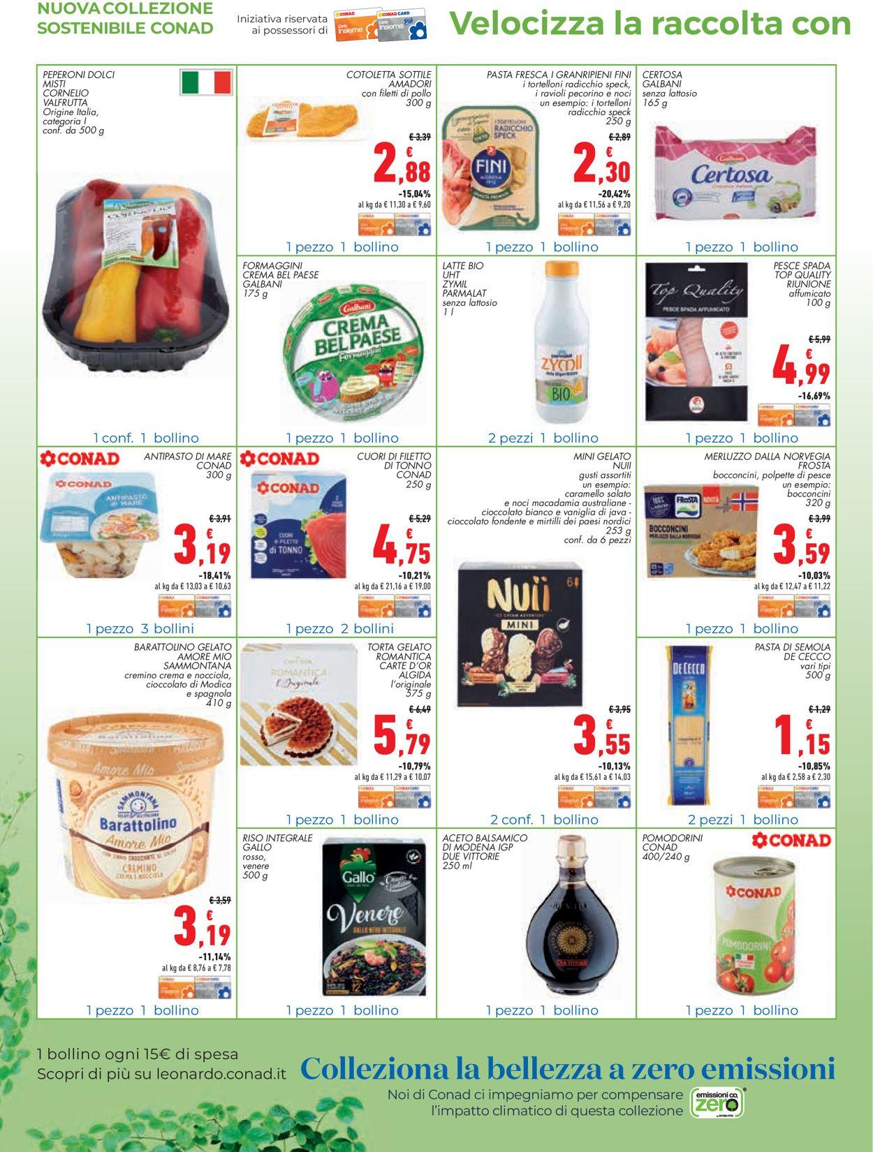 Volantino Conad - Offerte 29/07-11/08/2021 (Pagina 14)
