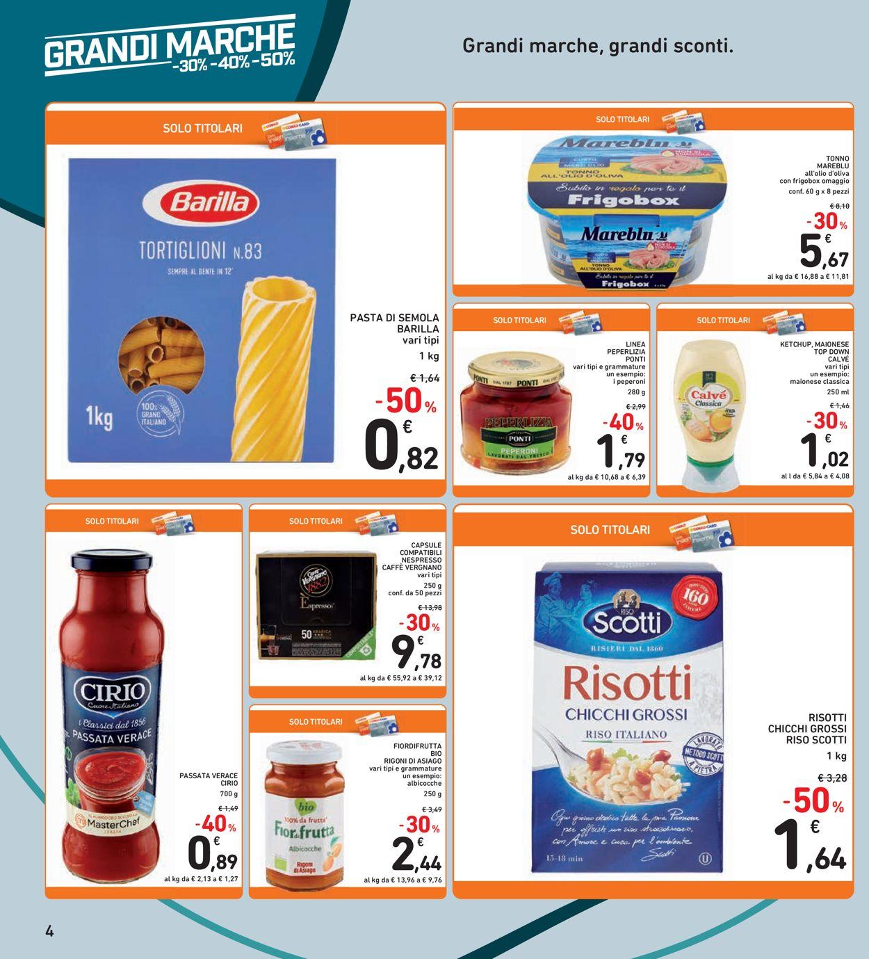 Volantino Conad - Offerte 30/07-11/08/2021 (Pagina 4)