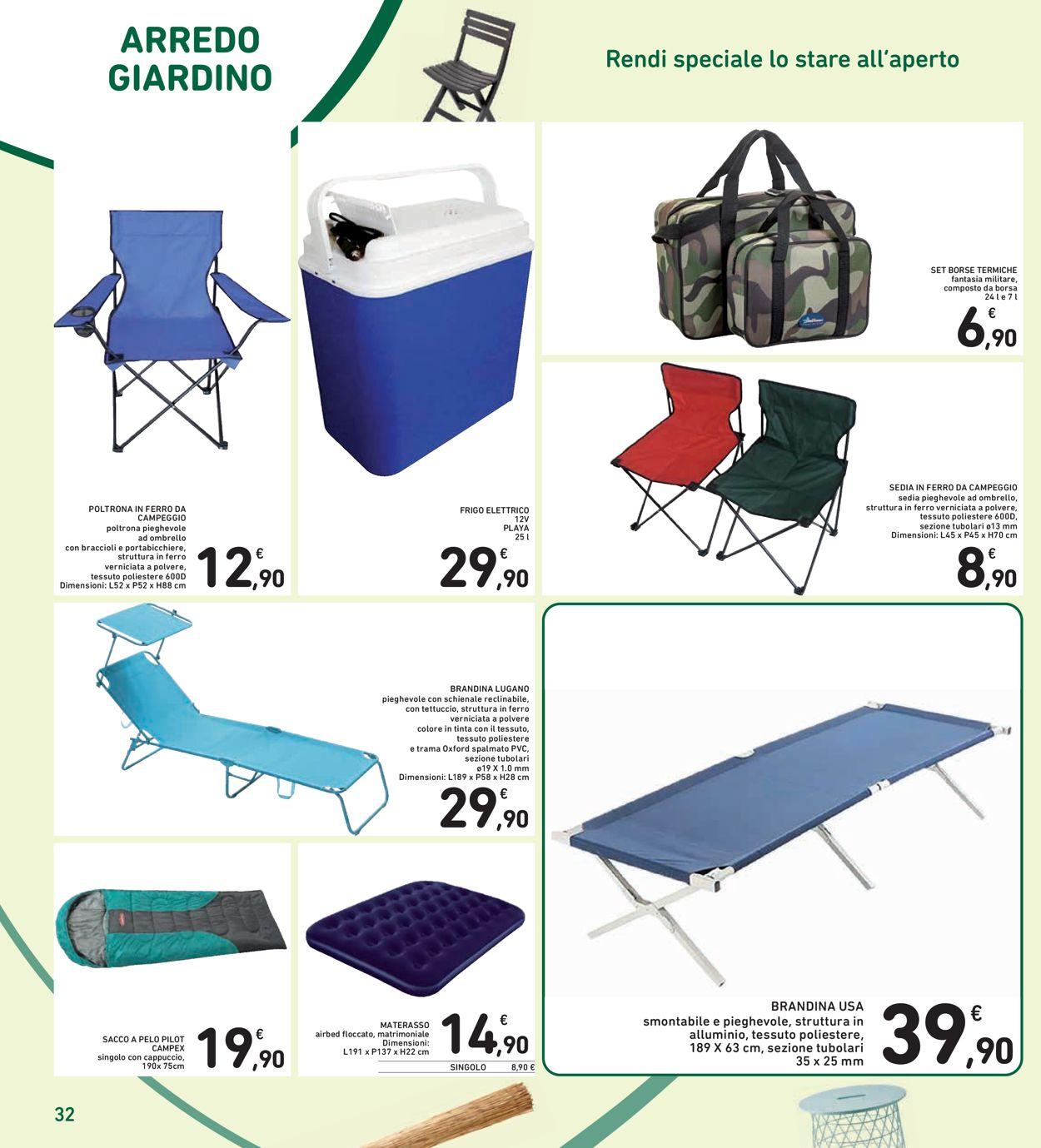Volantino Conad - Offerte 30/07-11/08/2021 (Pagina 32)