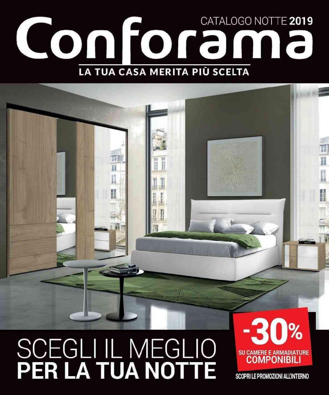 Volantino Conforama - Offerte 12/04-30/08/2019