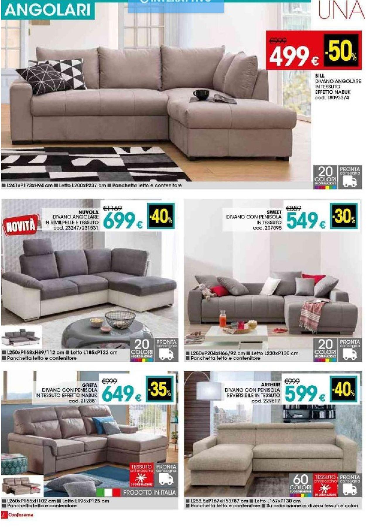 Volantino Conforama - Offerte 02/05-29/05/2019 (Pagina 12)