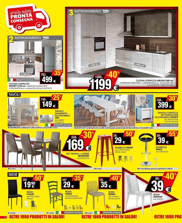 Volantino Conforama - Offerte 06/07-24/07/2019 (Pagina 12)
