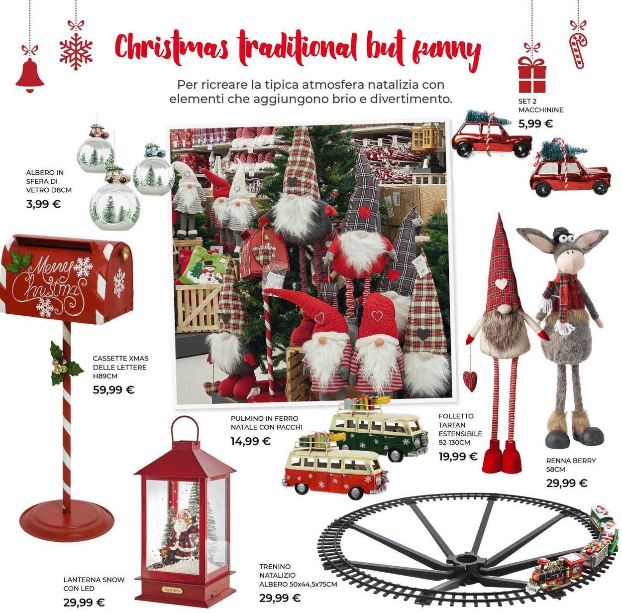 Volantino Il volantino natalizio di Conforama - Offerte 11/11-31/12/2019 (Pagina 2)