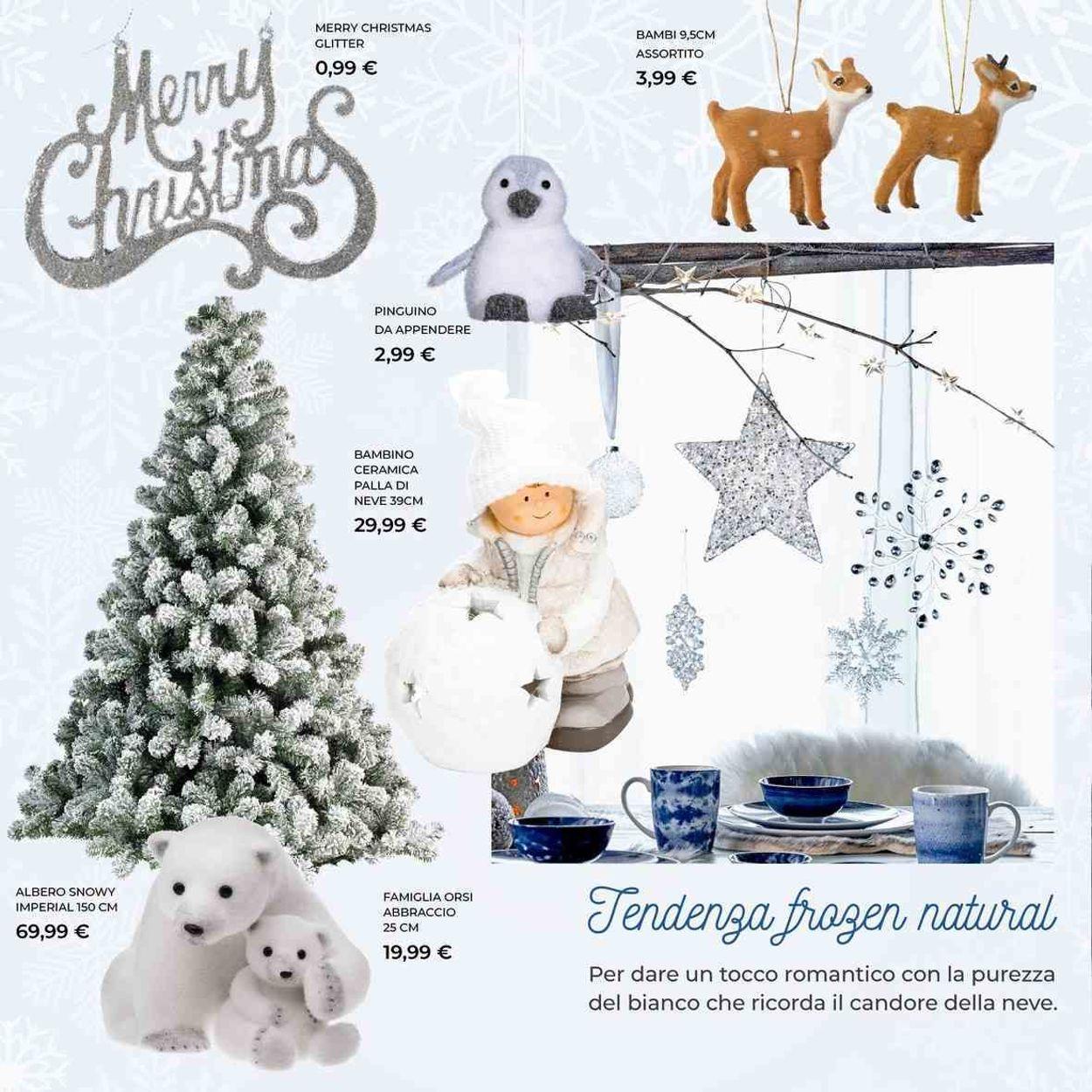 Volantino Il volantino natalizio di Conforama - Offerte 11/11-31/12/2019 (Pagina 3)