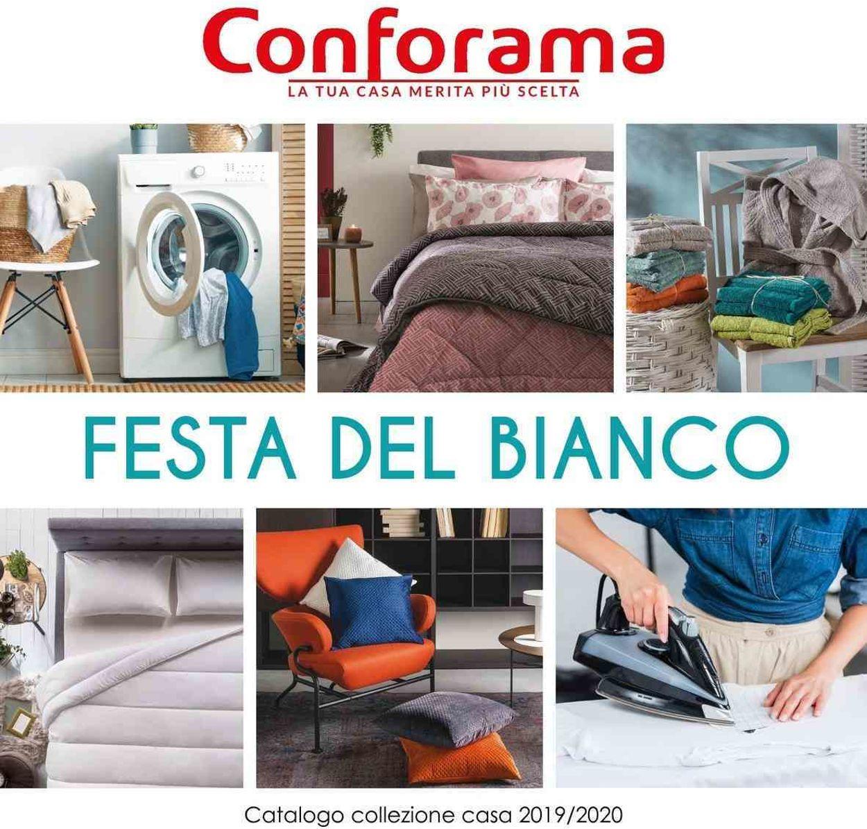 Volantino Conforama - Offerte 01/01-30/01/2020