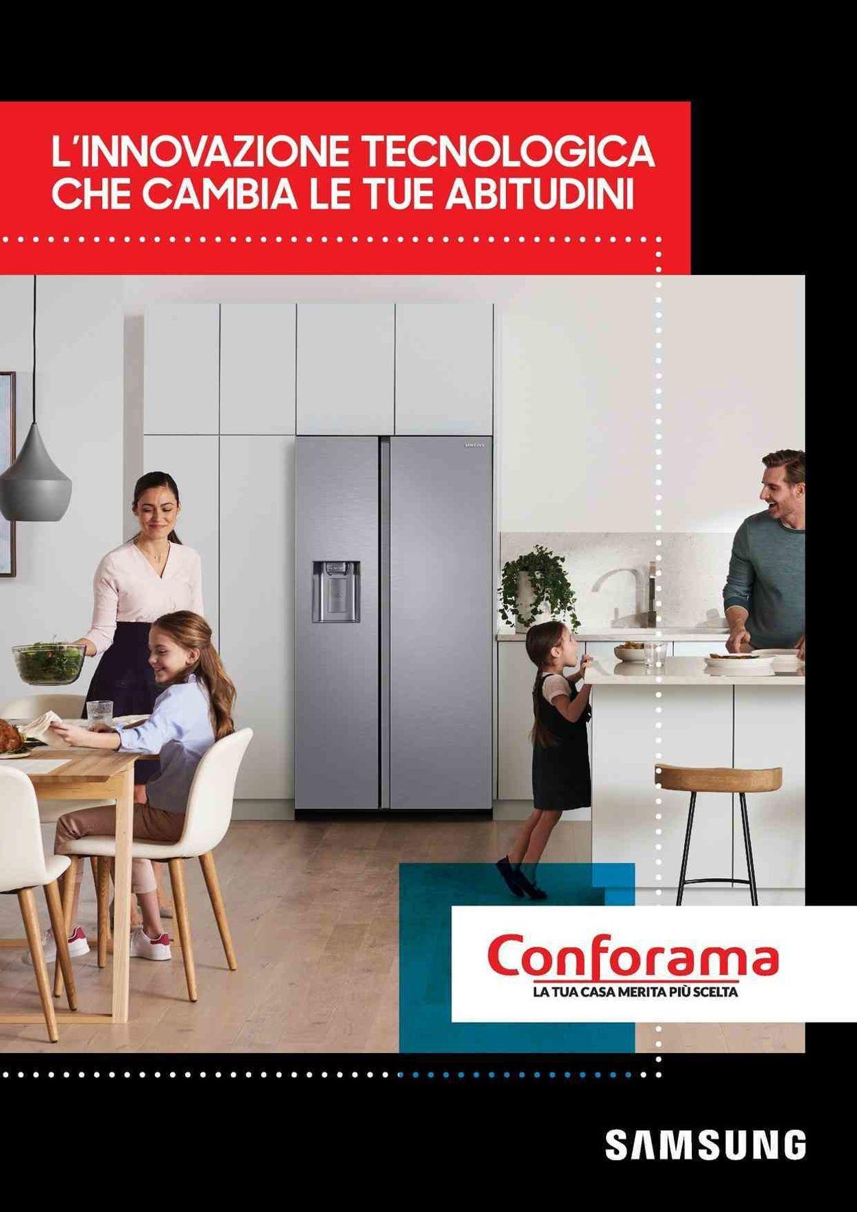 Volantino Conforama - Offerte 05/02-05/07/2020