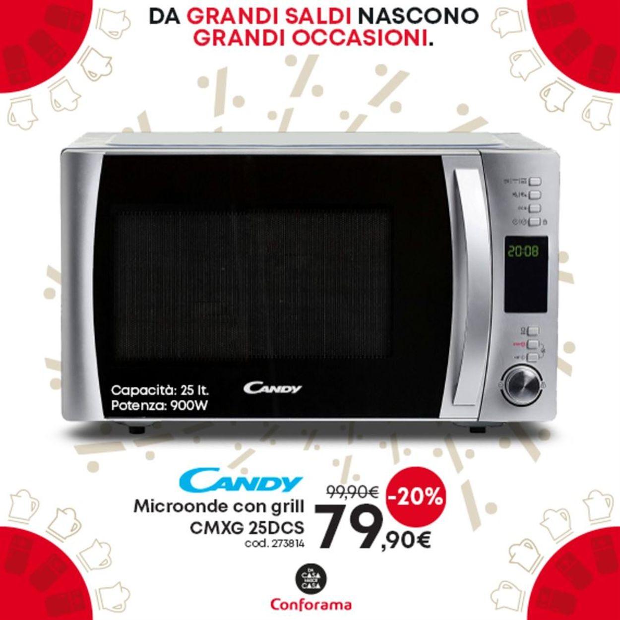 Volantino Conforama - Offerte 02/02-14/02/2021 (Pagina 5)