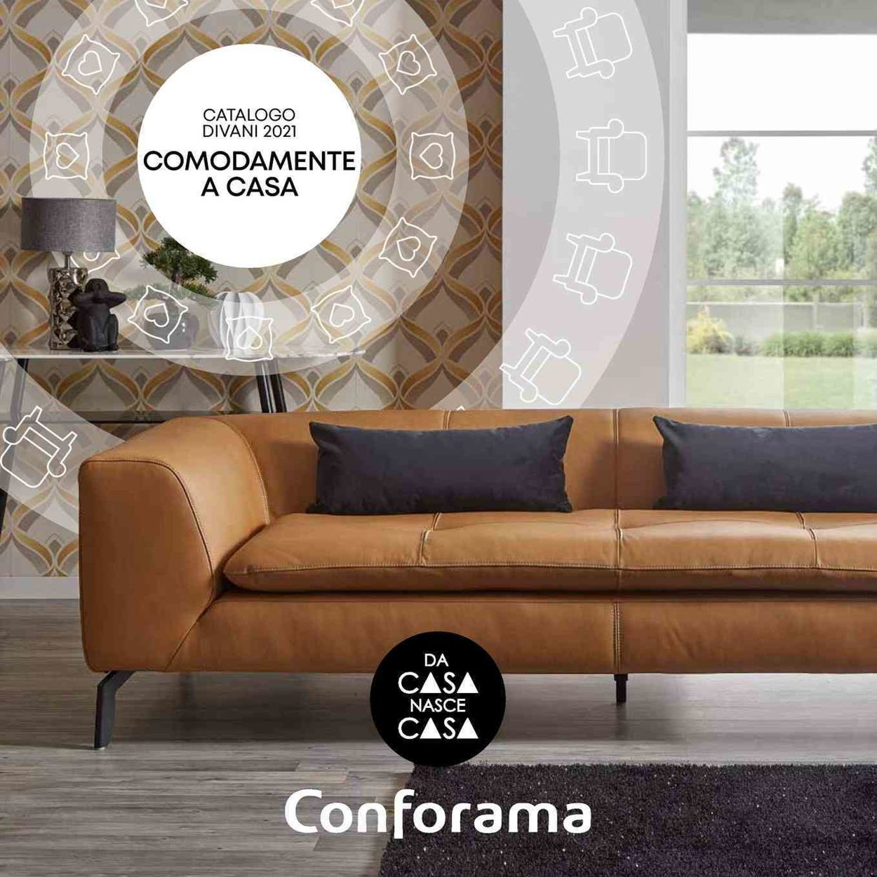 Volantino Conforama - Offerte 15/04-31/12/2021
