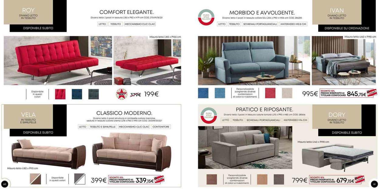 Volantino Conforama - Offerte 15/04-31/12/2021 (Pagina 31)