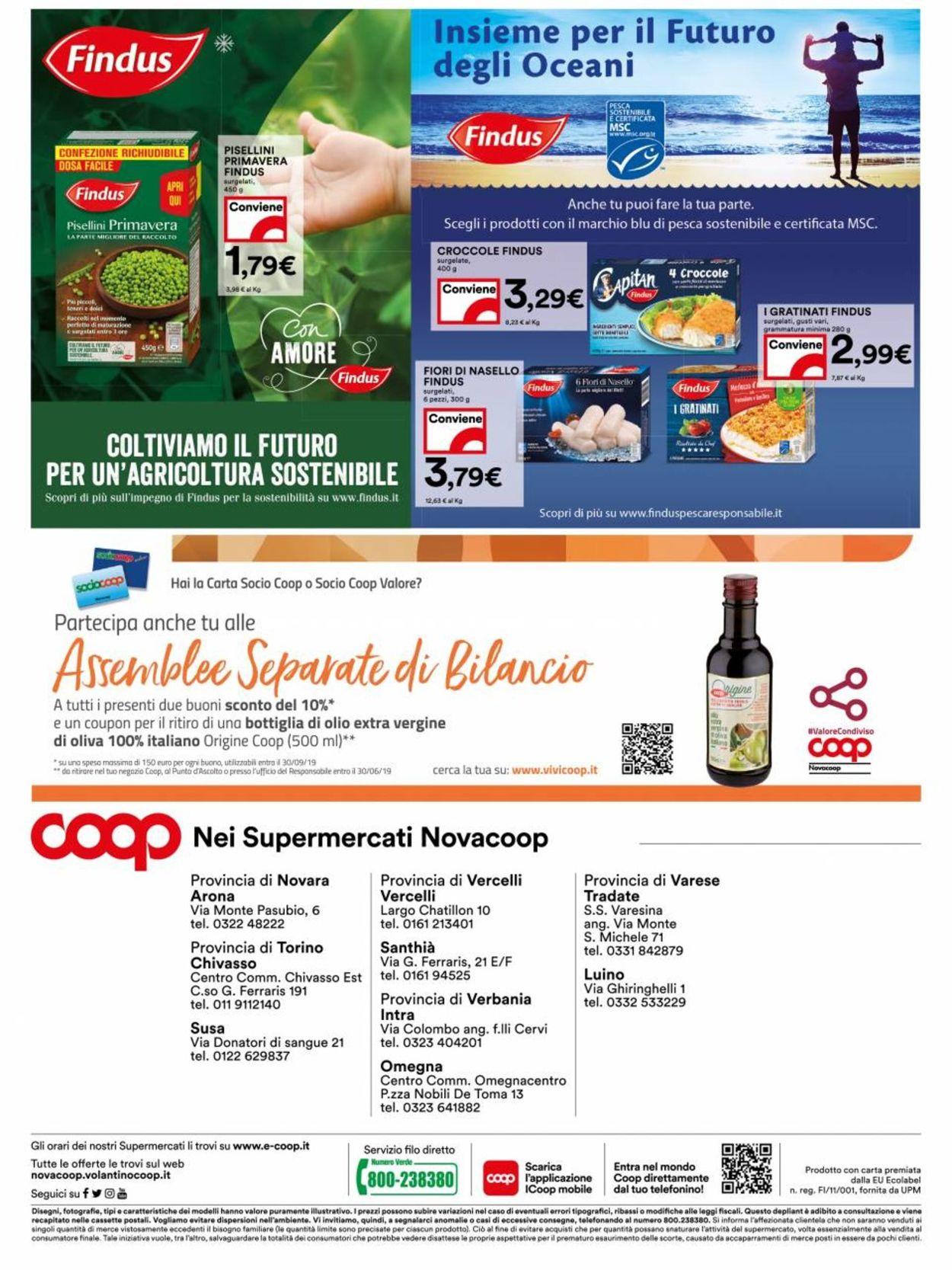 Volantino Coop - Offerte 23/04-05/05/2019 (Pagina 32)