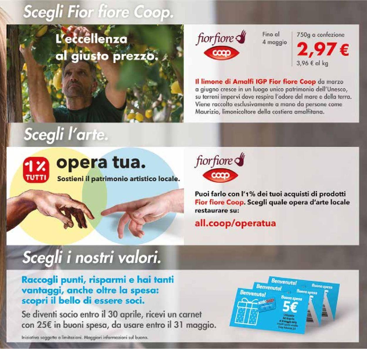 Volantino Coop - Offerte 23/04-05/05/2019 (Pagina 3)