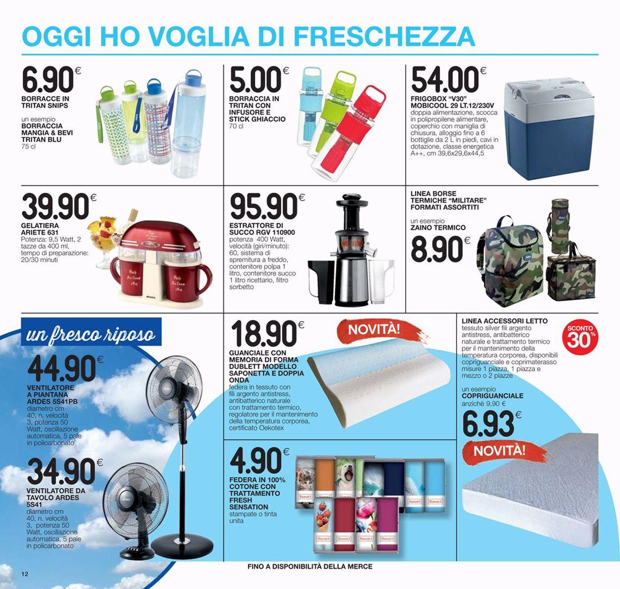 Volantino Coop - Offerte 04/07-17/07/2019 (Pagina 12)