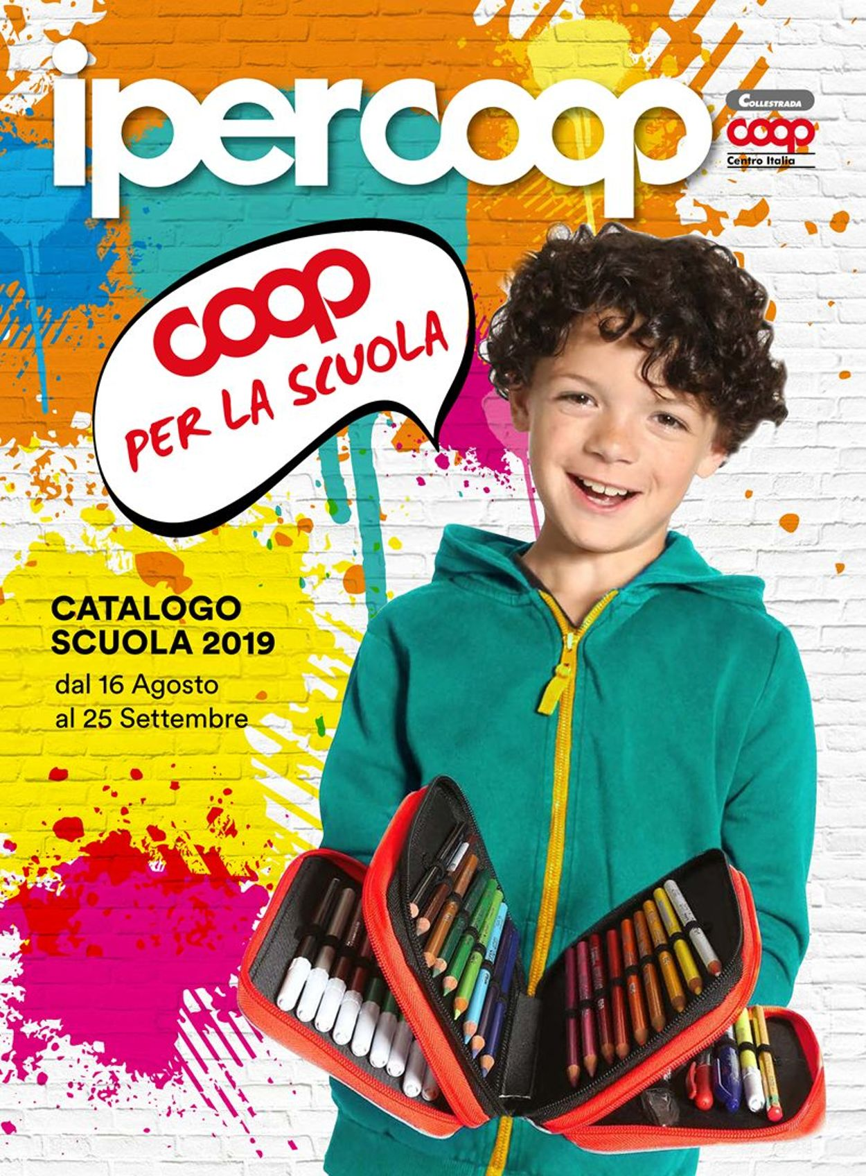 Volantino Coop - Offerte 16/08-25/09/2019
