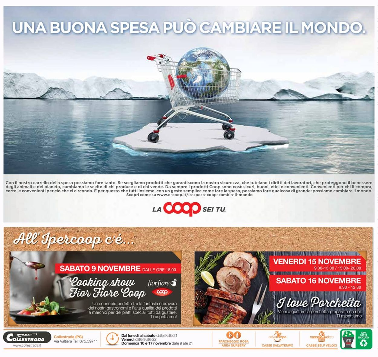 Volantino Coop - Offerte 07/11-20/11/2019 (Pagina 48)