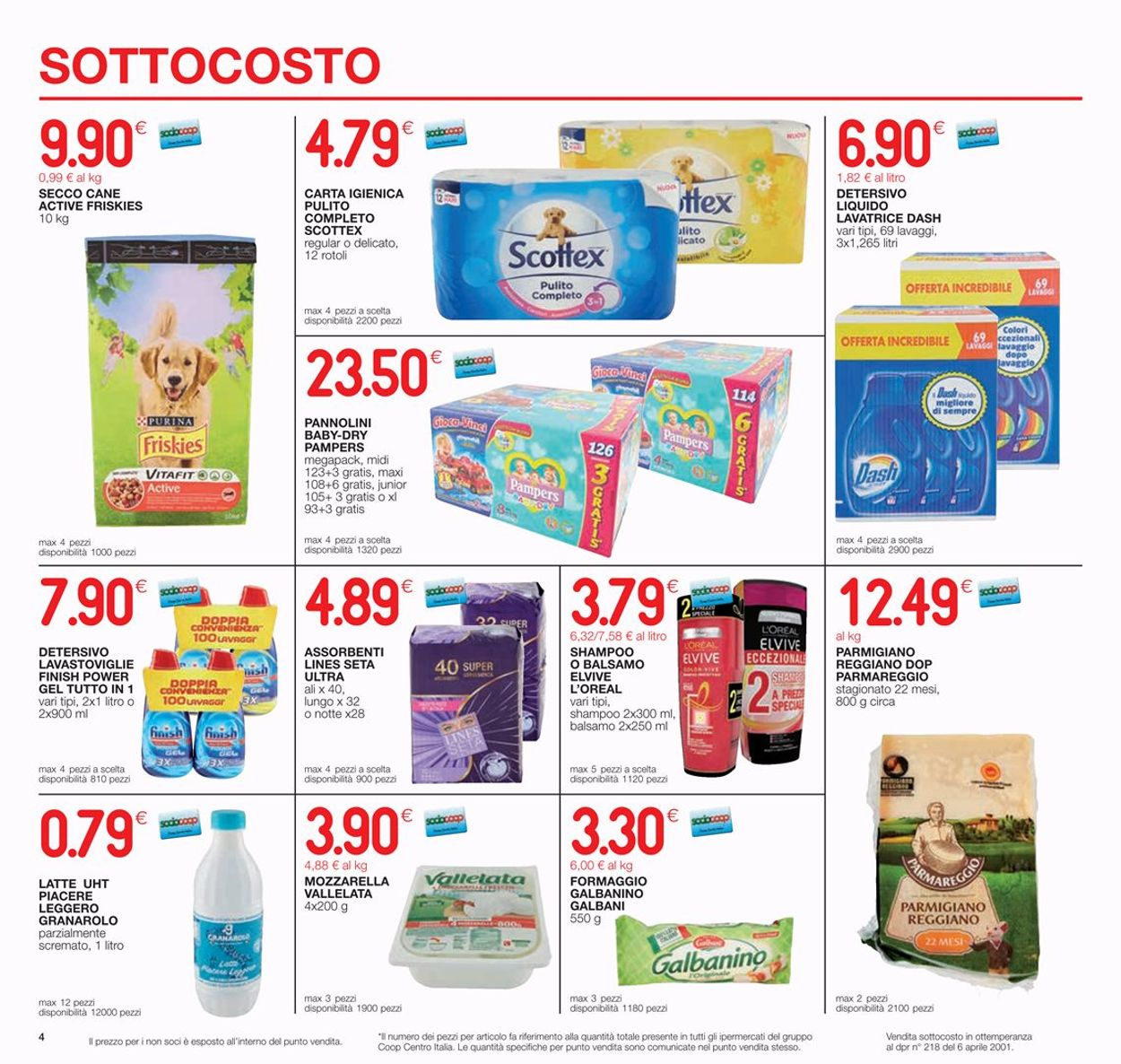Volantino Coop - Offerte 01/12-10/12/2019 (Pagina 4)