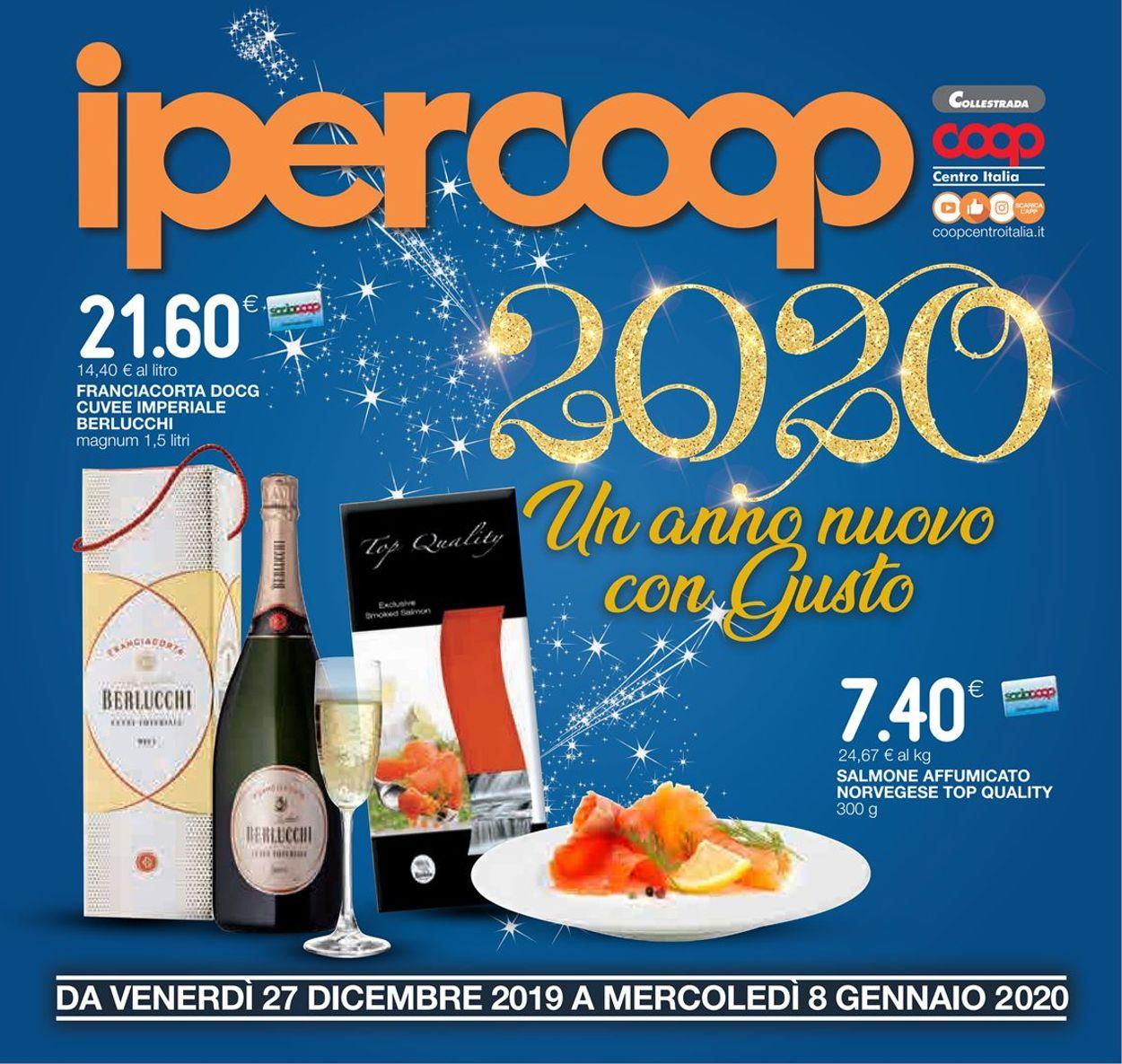 Volantino Coop - Offerte 12/12-08/01/2020