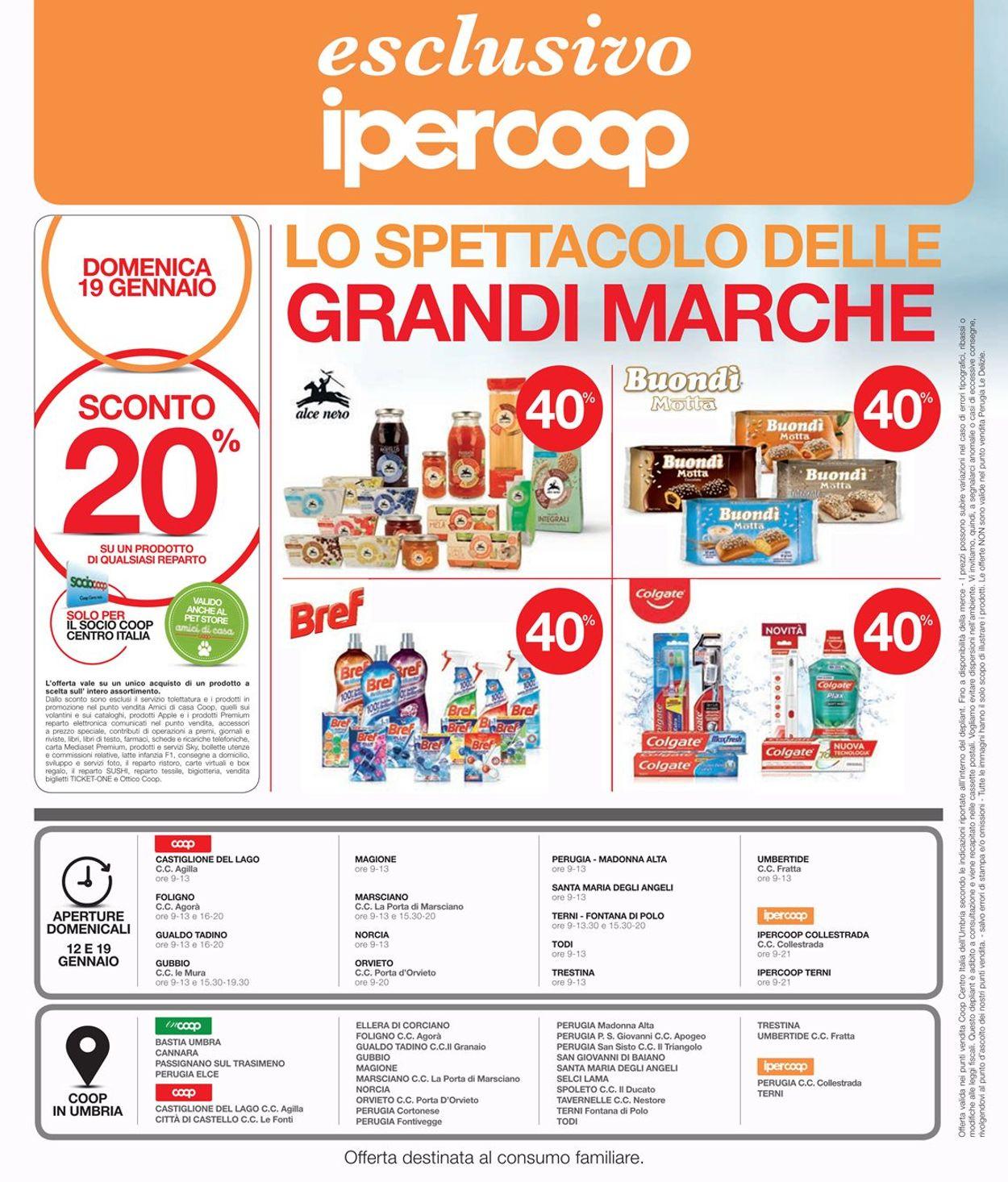 Volantino Coop - Offerte 09/01-22/01/2020 (Pagina 36)