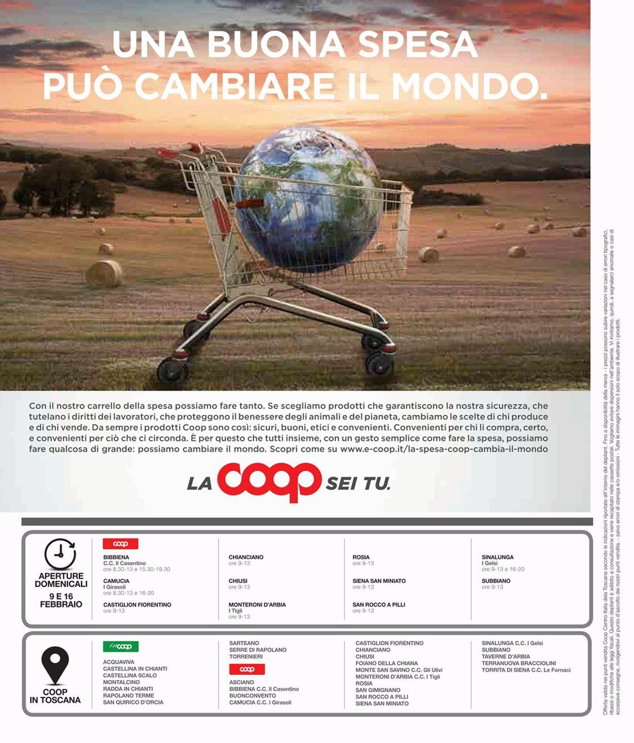 Volantino Coop - Offerte 06/02-19/02/2020 (Pagina 28)