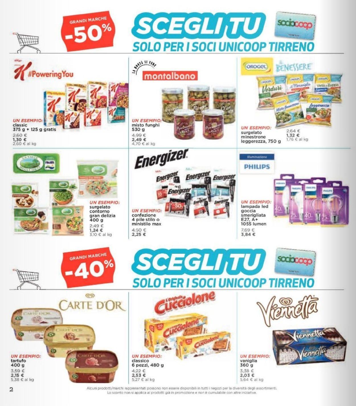Volantino Coop - Offerte 20/02-04/03/2020 (Pagina 2)