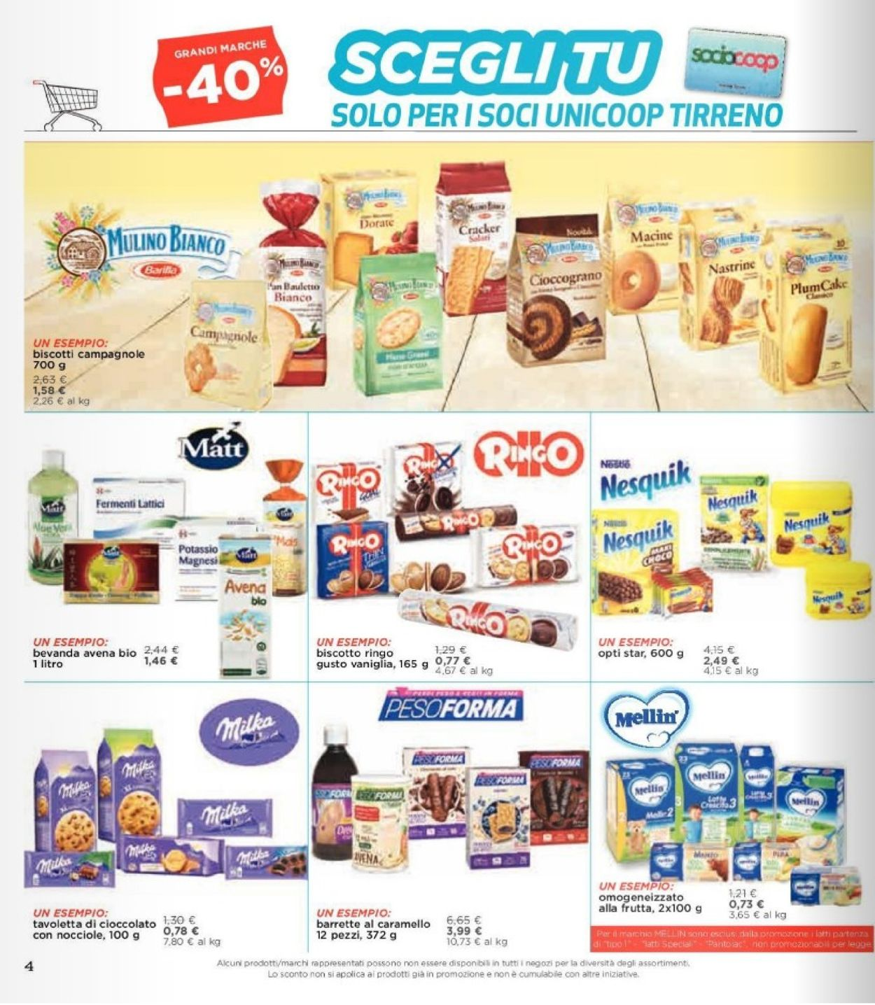 Volantino Coop - Offerte 20/02-04/03/2020 (Pagina 4)