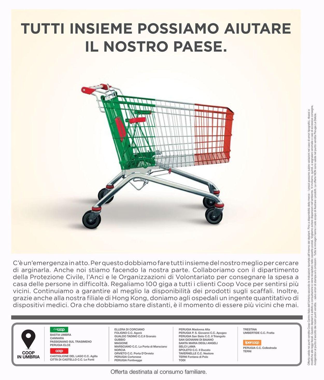 Volantino Coop - Offerte 02/03-15/04/2020 (Pagina 40)