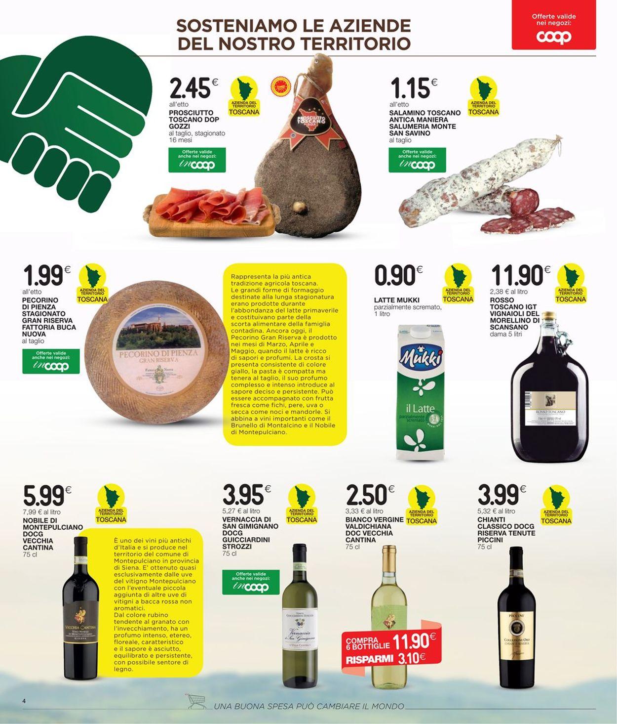 Volantino Coop - Offerte 28/05-10/06/2020 (Pagina 4)