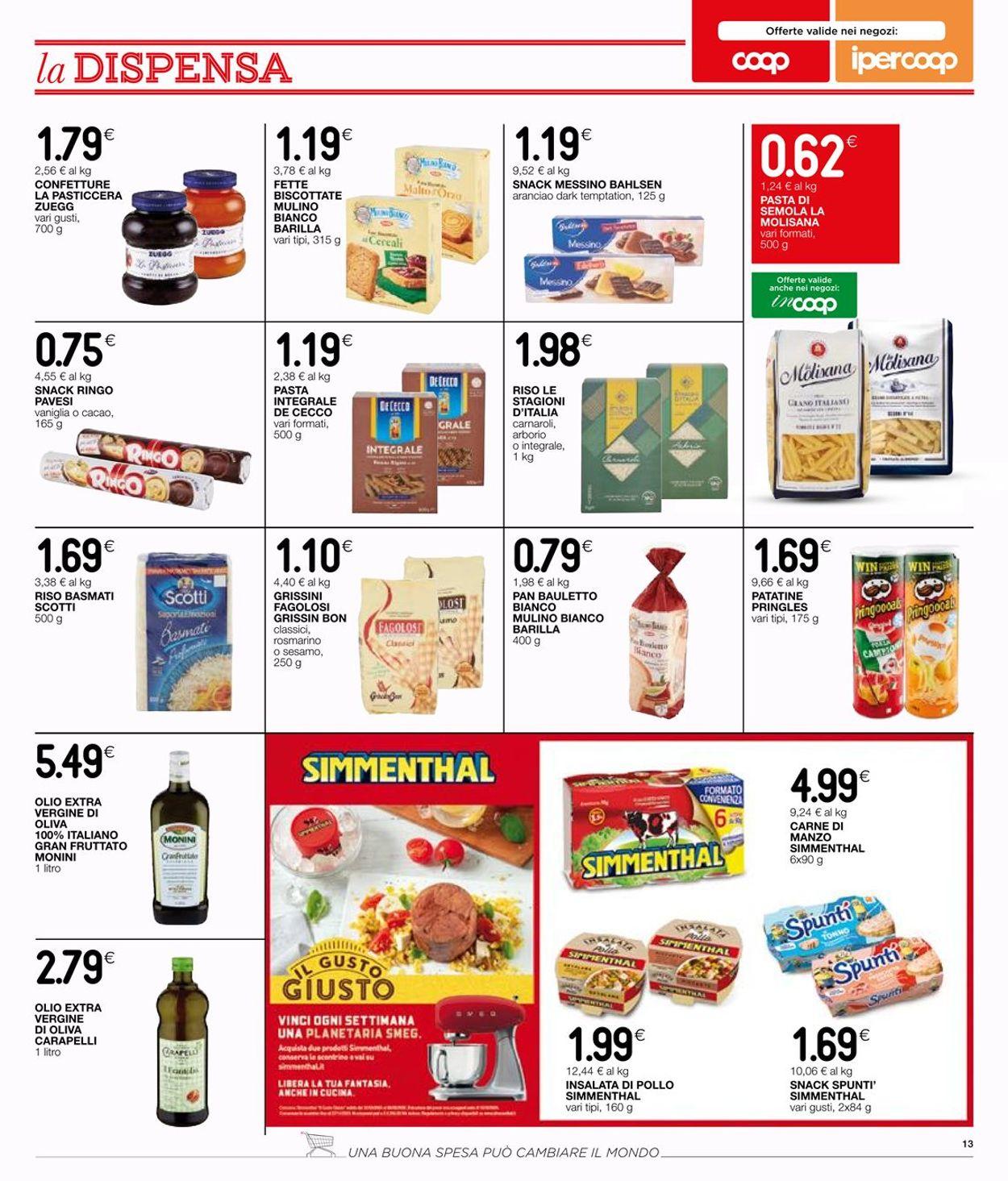 Volantino Coop - Offerte 09/07-22/07/2020 (Pagina 13)