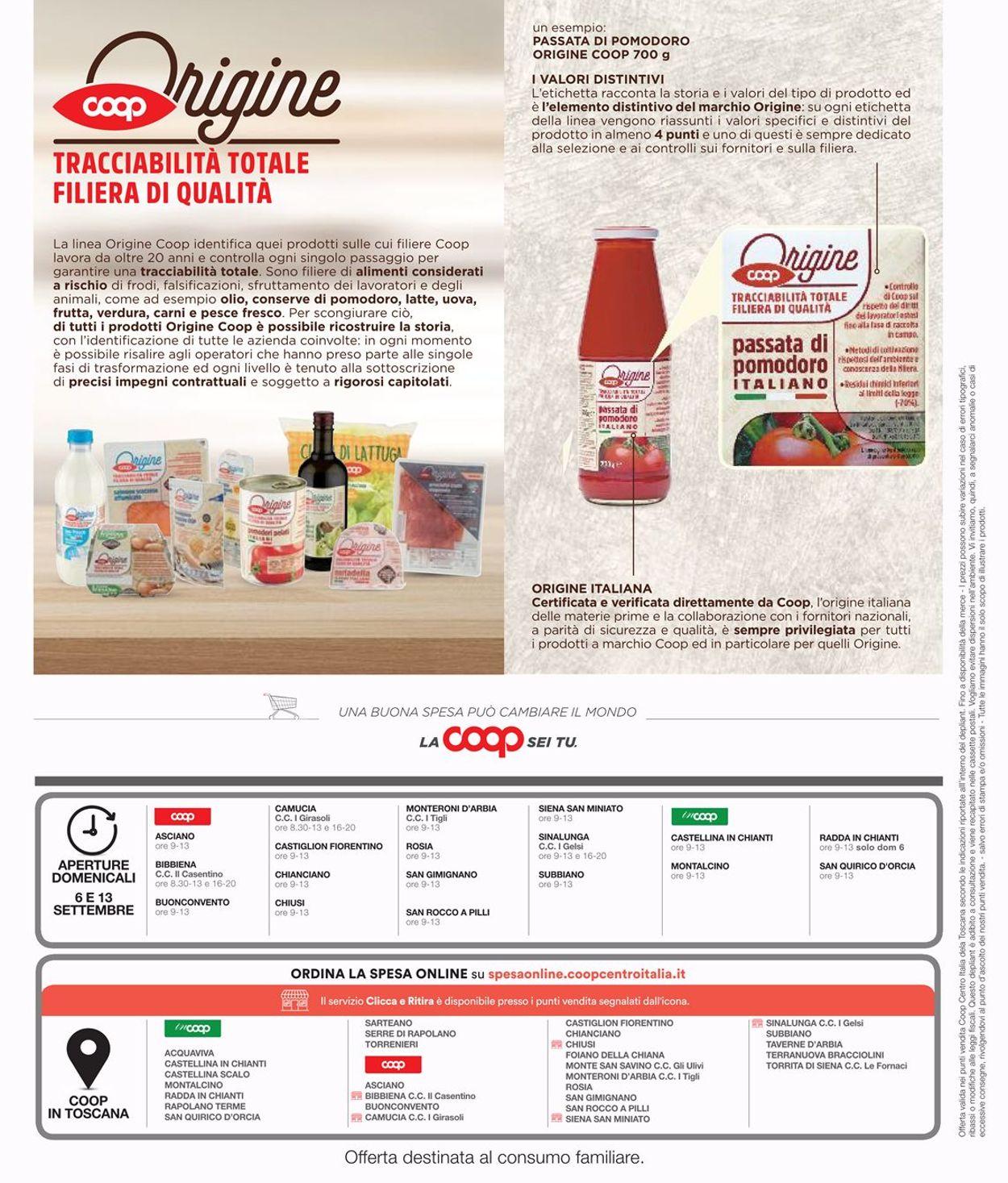 Volantino Coop - Offerte 03/09-16/09/2020 (Pagina 28)