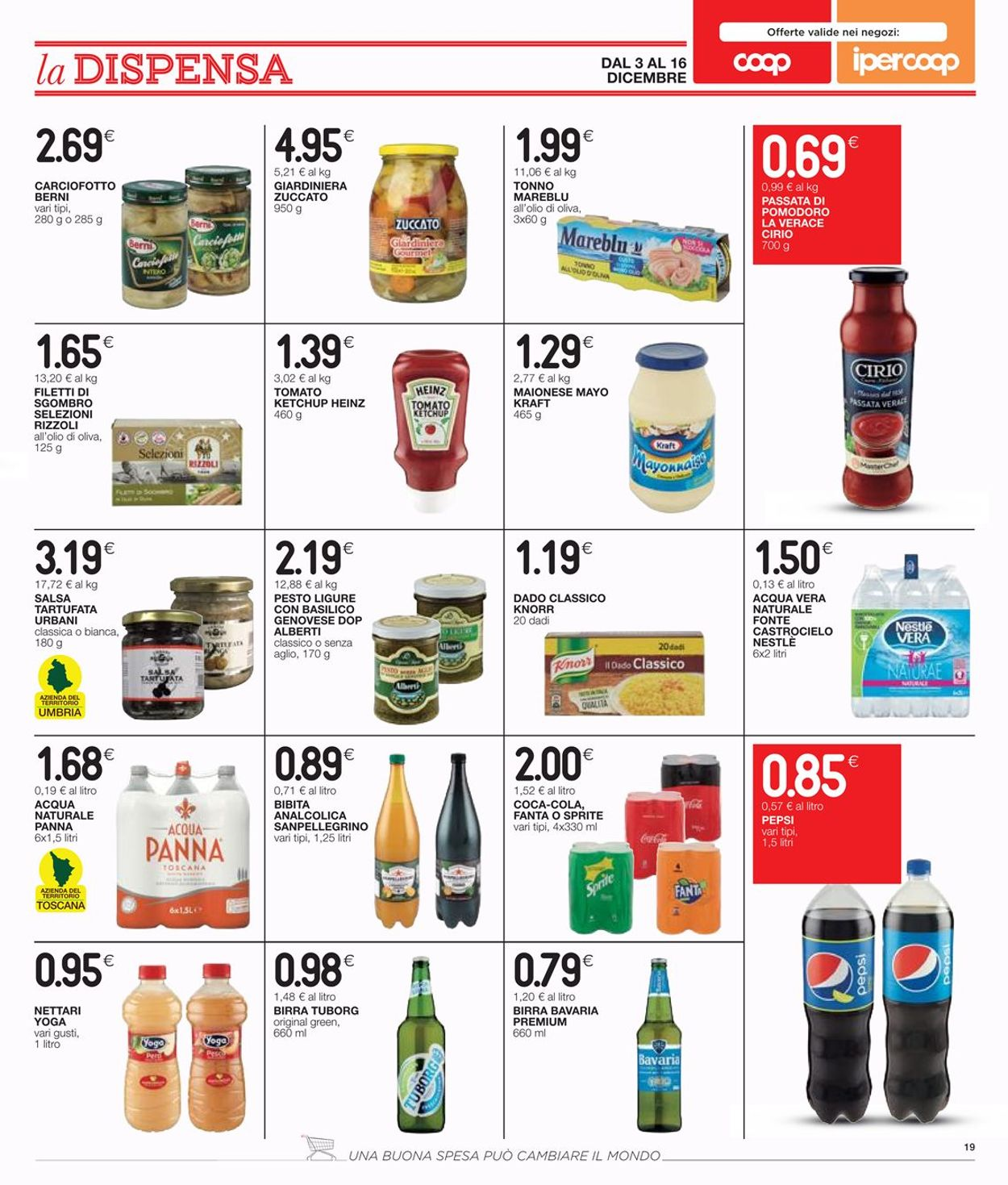 Volantino Coop - Natale 2020 - Offerte 03/11-16/12/2020 (Pagina 19)