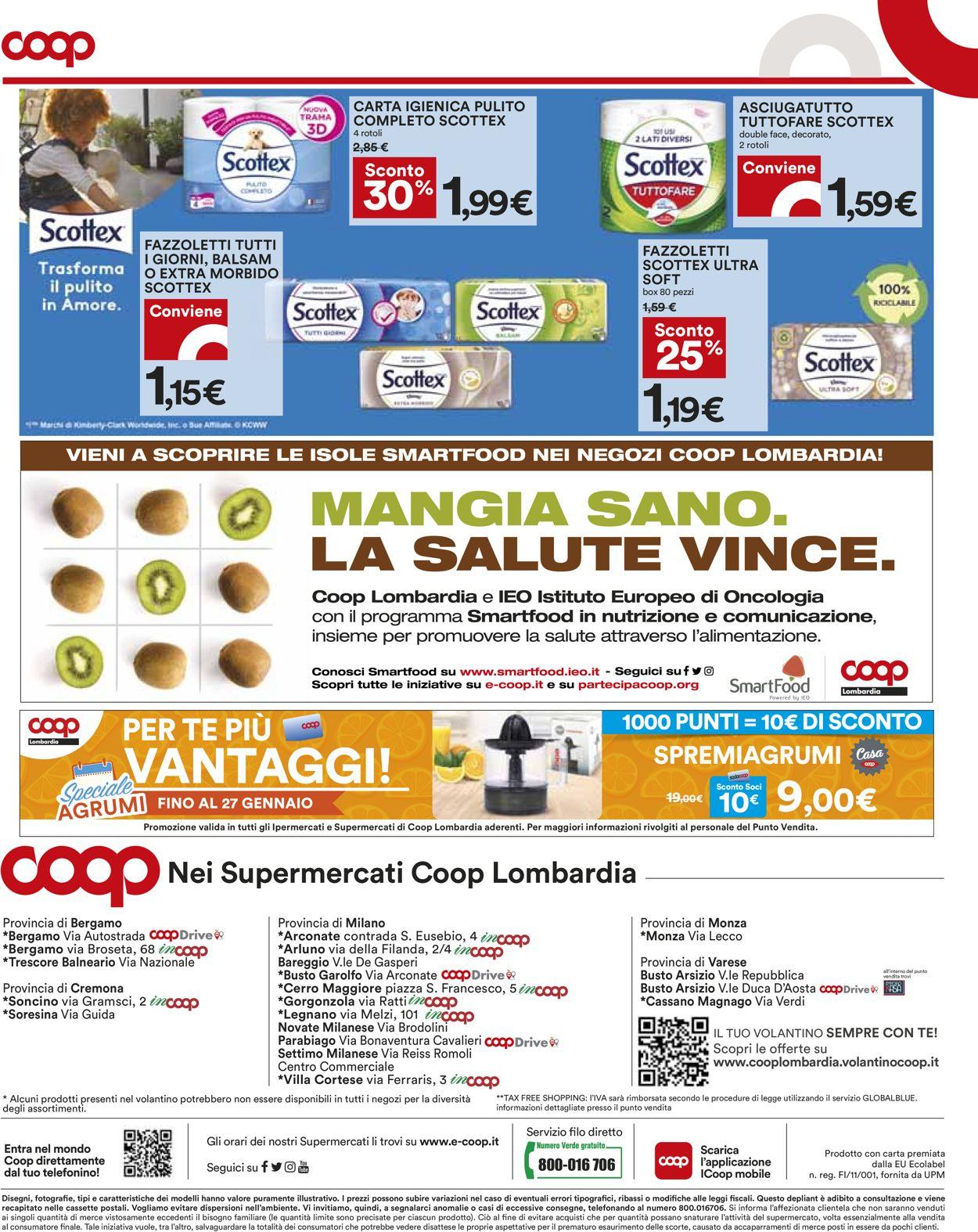 Volantino Coop - Offerte 28/01-10/02/2021 (Pagina 20)