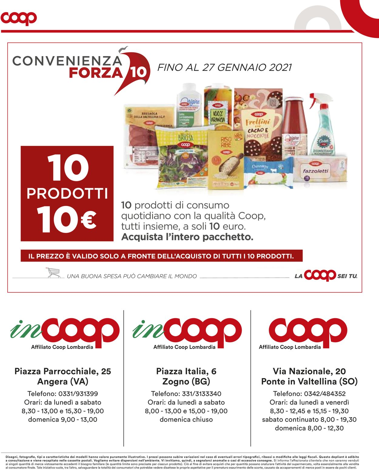Volantino Coop - Offerte 28/01-10/02/2021 (Pagina 16)