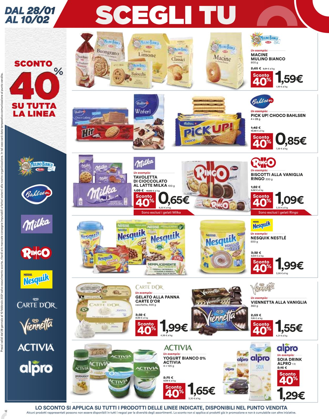 Volantino Coop - Offerte 04/02-17/02/2021 (Pagina 12)