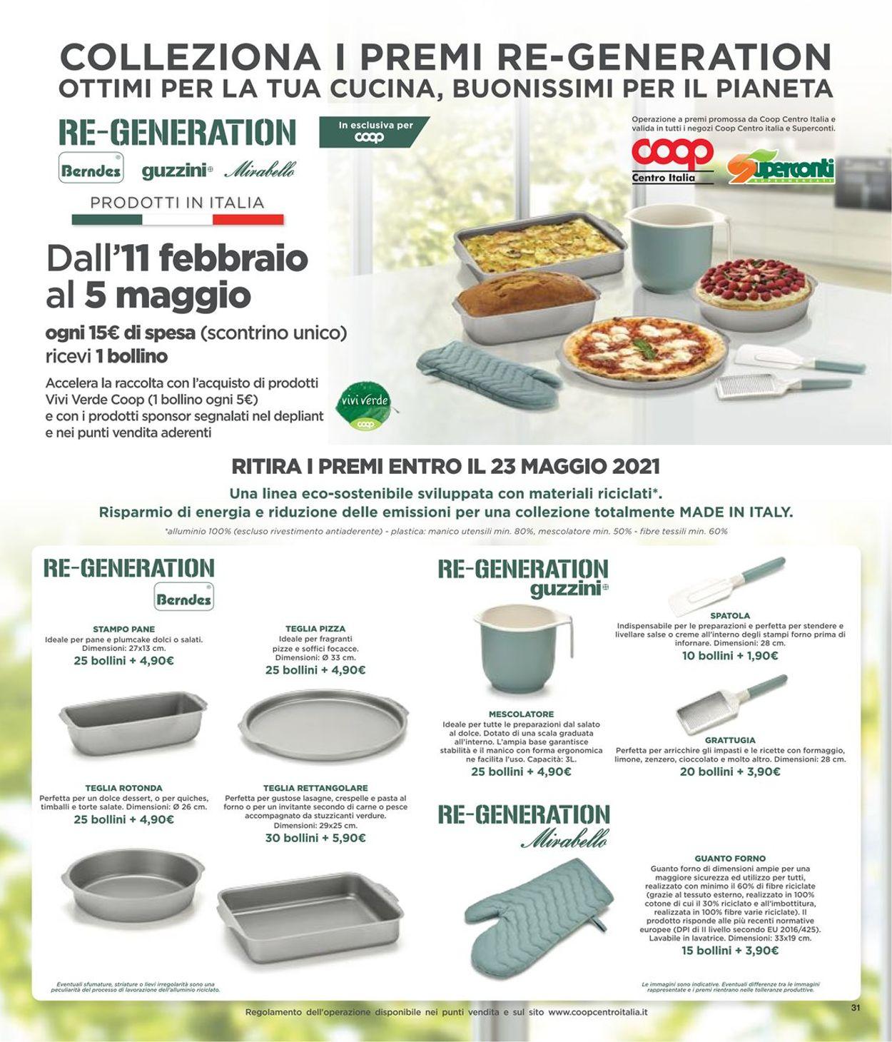 Volantino Coop - Offerte 25/02-10/03/2021 (Pagina 33)