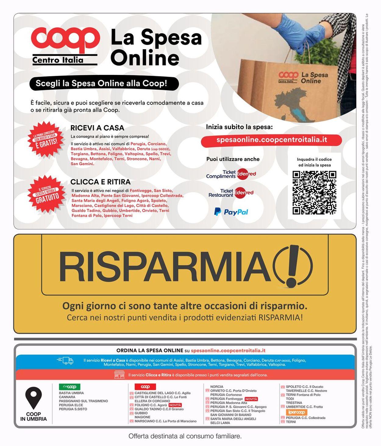 Volantino Coop - Offerte 25/02-10/03/2021 (Pagina 42)