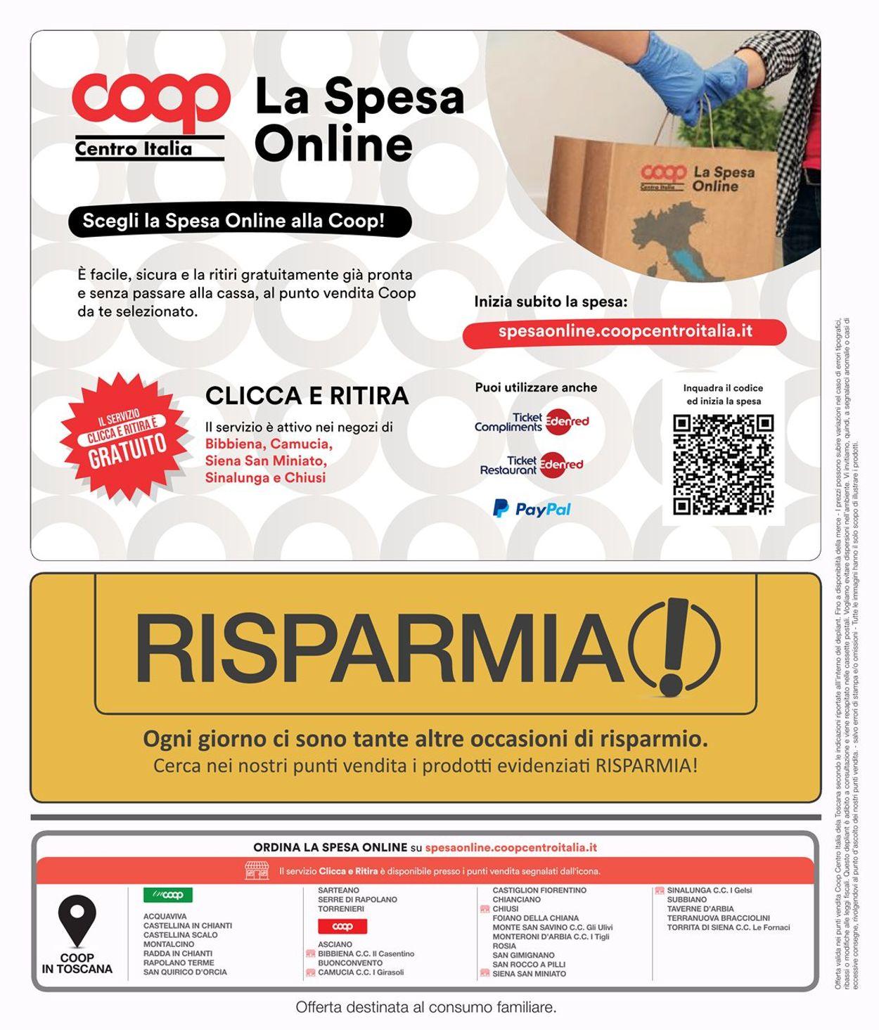 Volantino Coop - Offerte 25/02-10/03/2021 (Pagina 34)