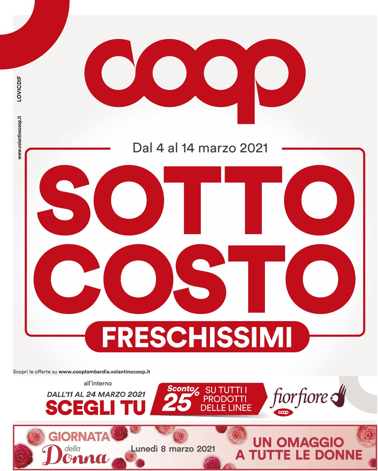 Volantino Coop - Offerte 04/03-14/03/2021