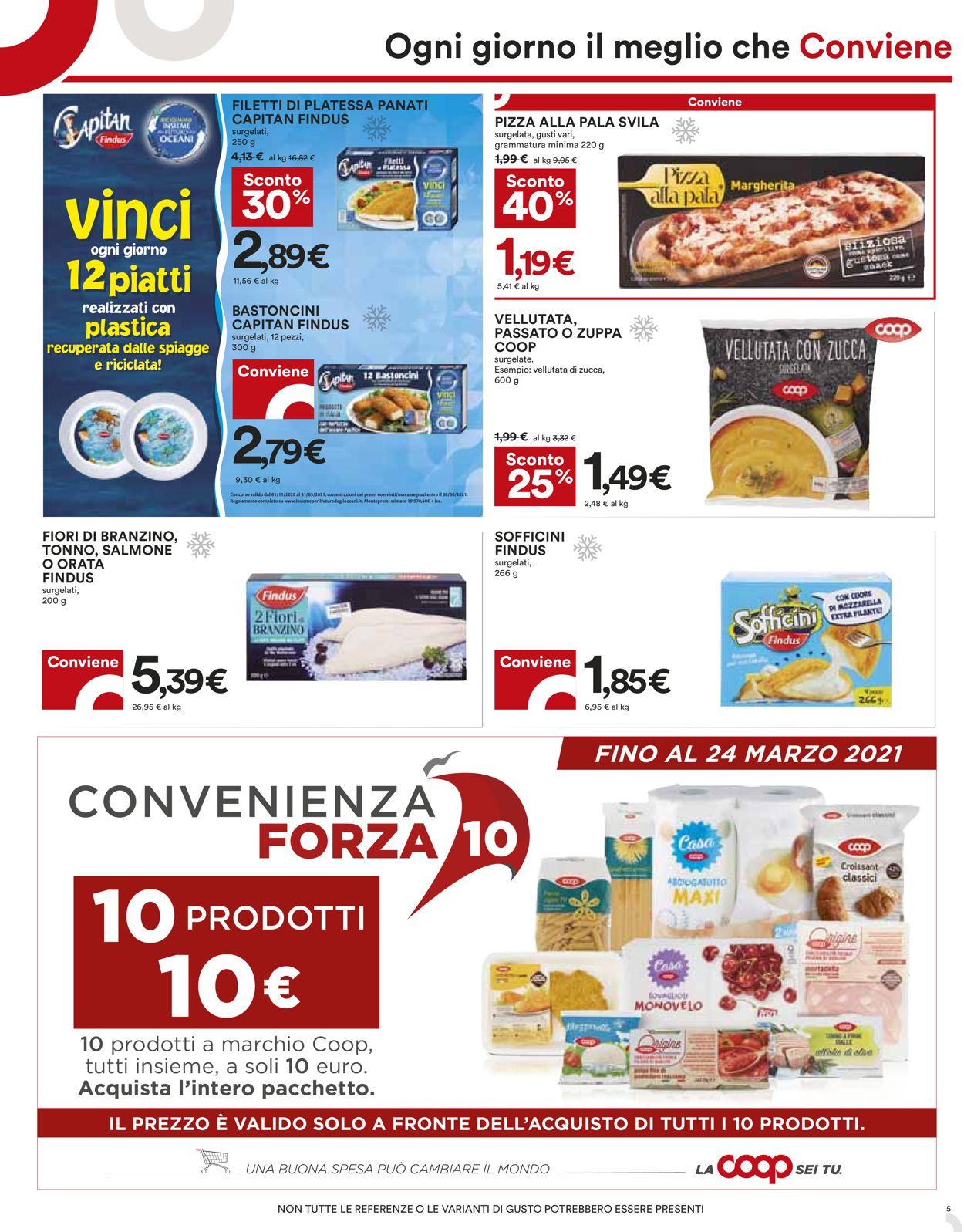 Volantino Coop - Offerte 04/03-14/03/2021 (Pagina 5)