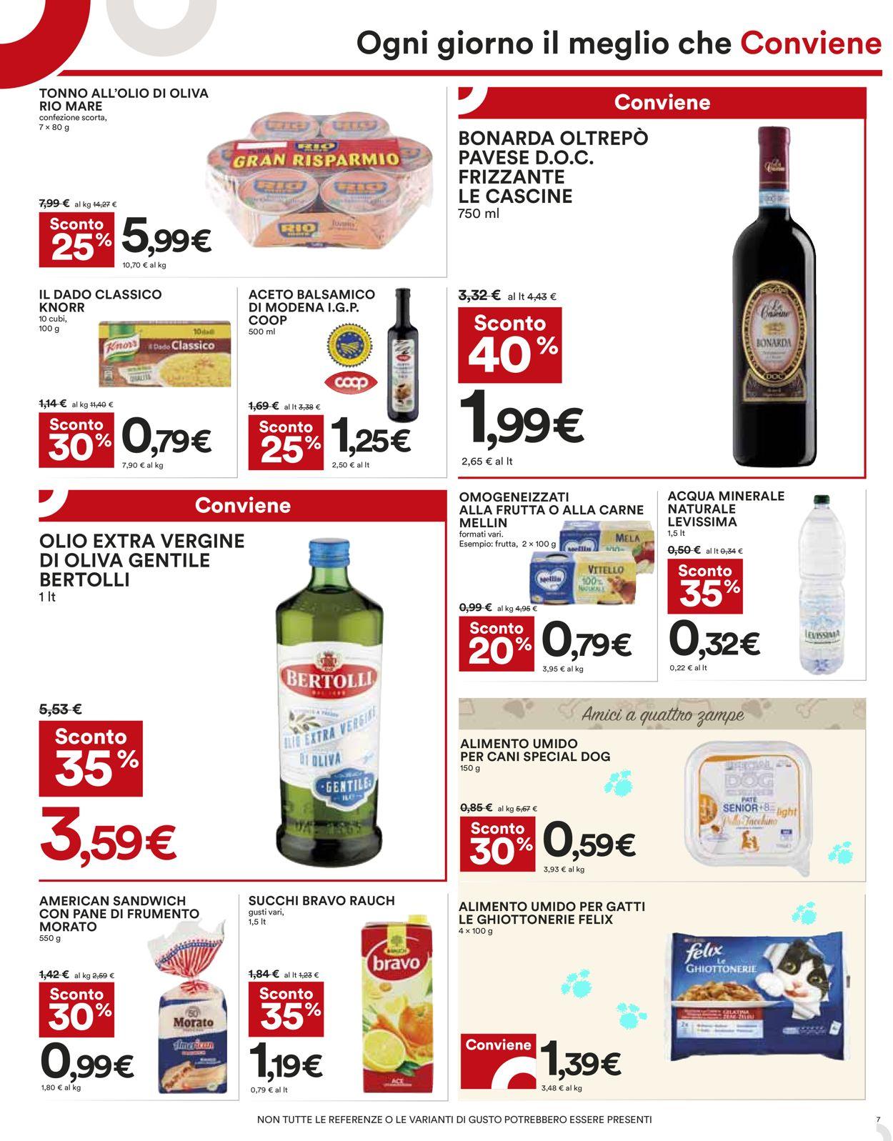 Volantino Coop - Offerte 04/03-14/03/2021 (Pagina 7)