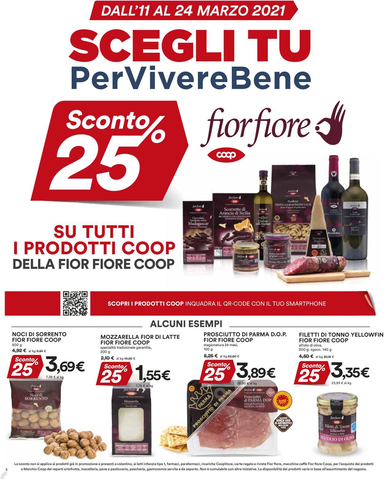 Volantino Coop - Offerte 04/03-14/03/2021 (Pagina 8)