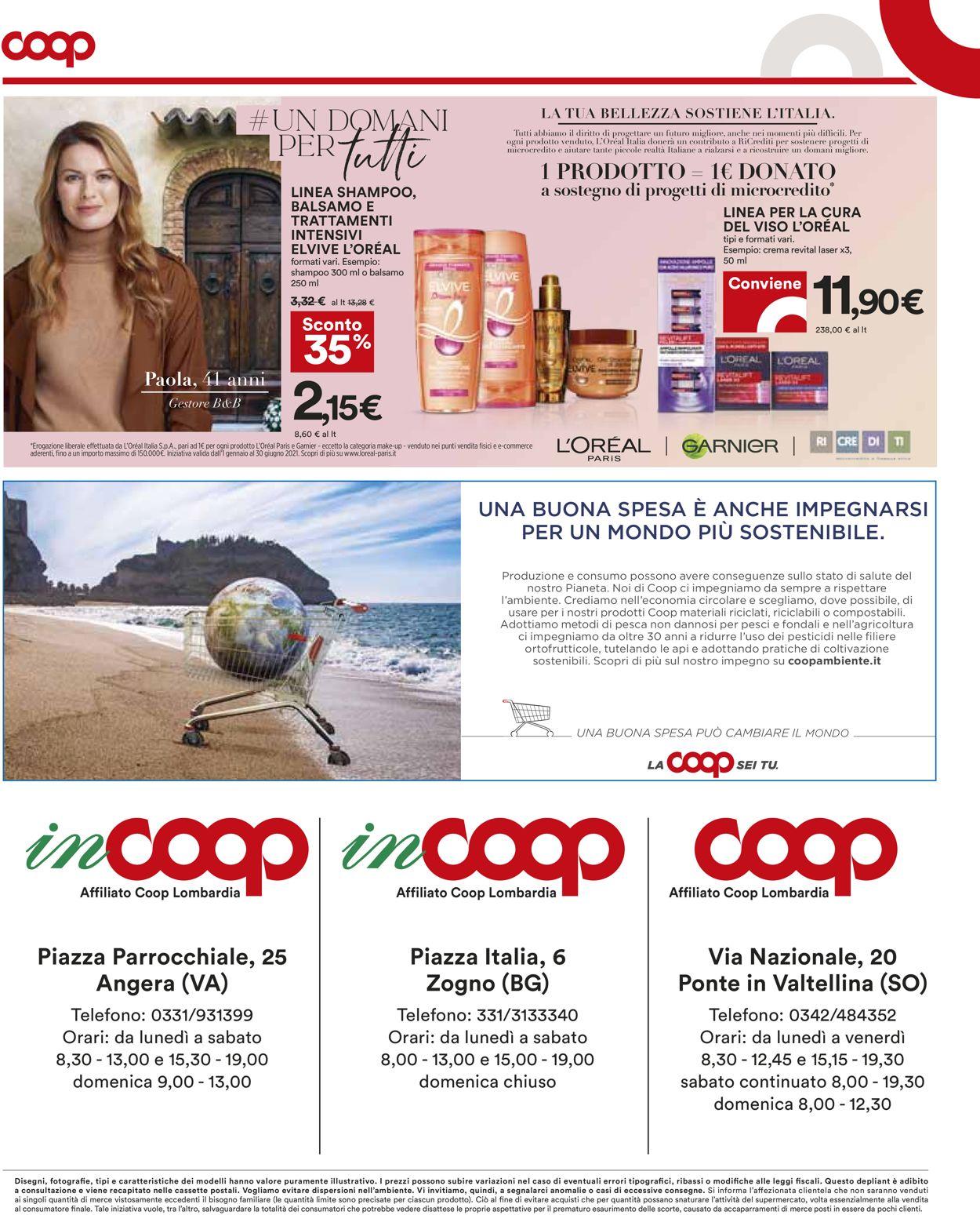 Volantino Coop - Offerte 04/03-14/03/2021 (Pagina 12)
