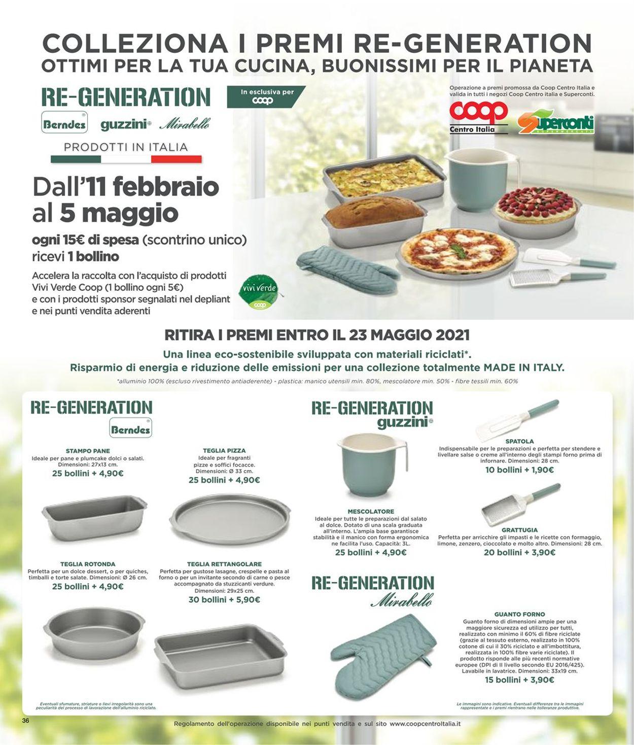 Volantino Coop - Offerte 11/03-24/03/2021 (Pagina 38)